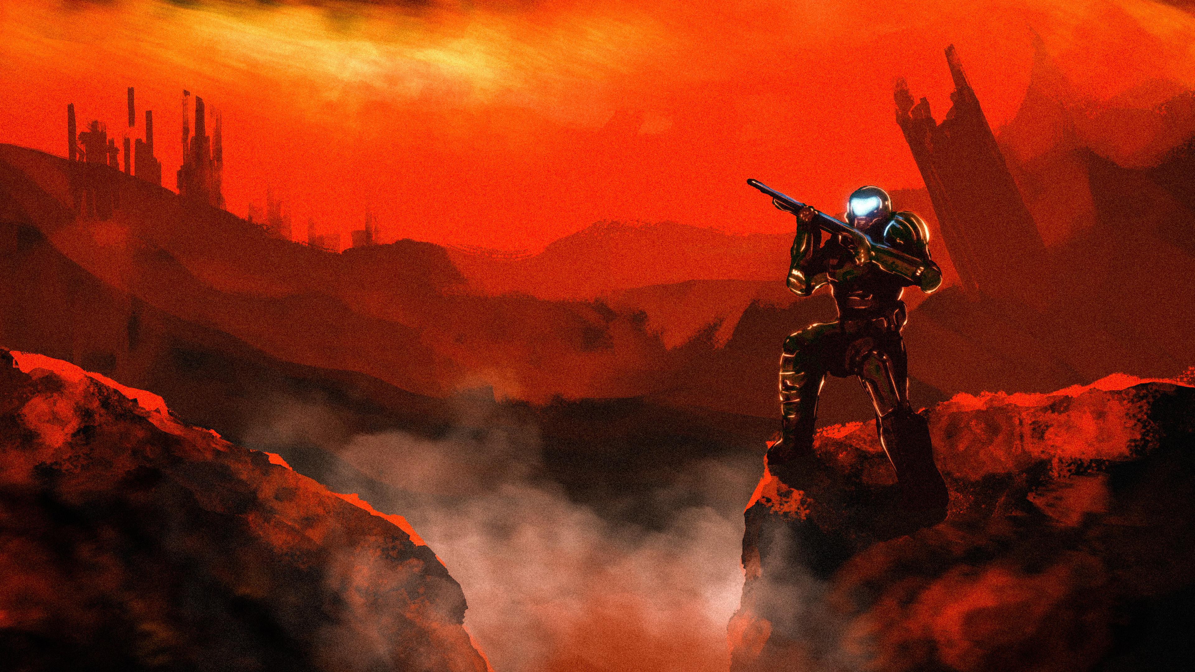 doom slayer 1581276533 - Doom Slayer - Doom Slayer wallpapers, Doom Slayer 4k wallpapers