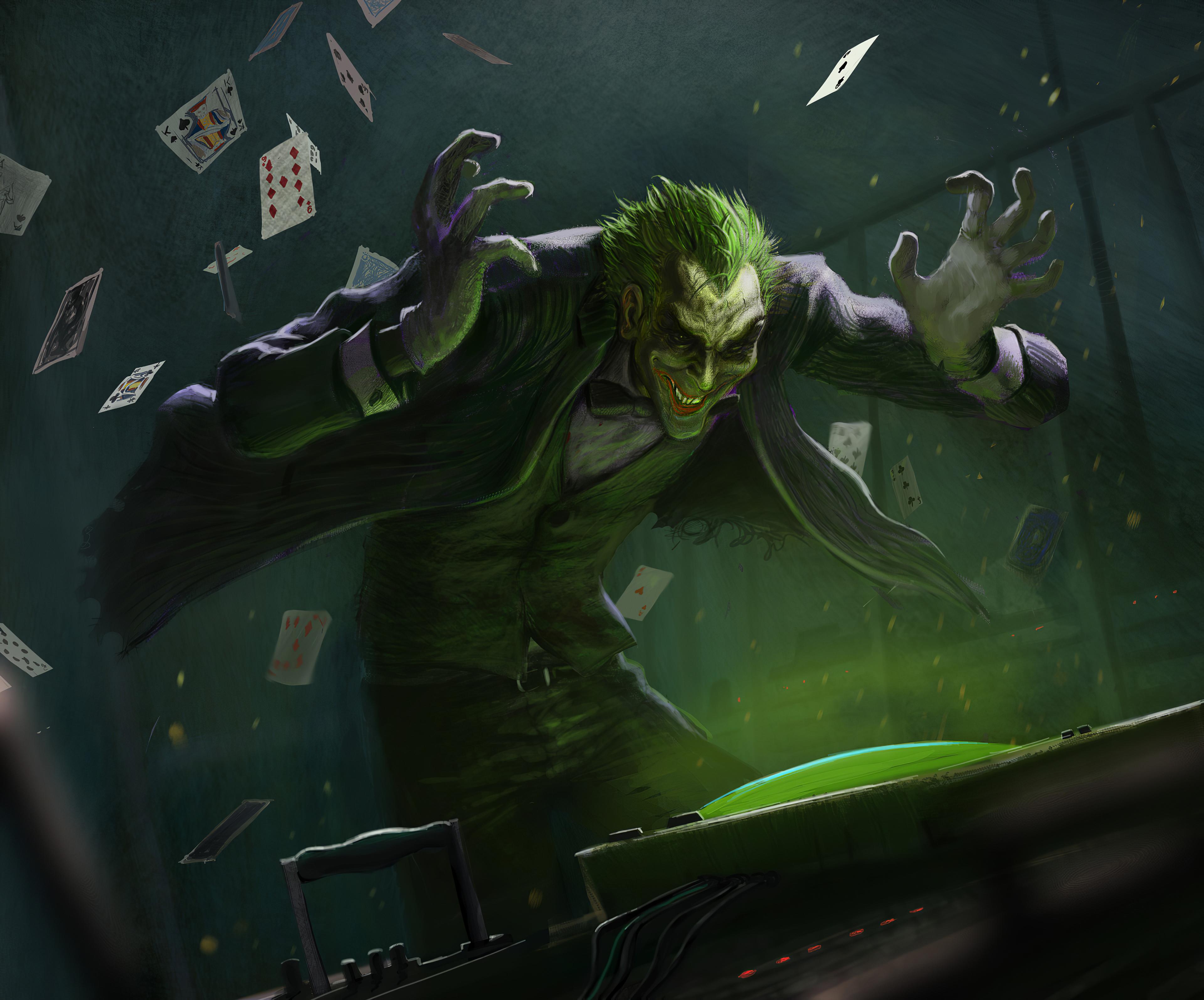 joker card up art 1580588788 - Joker Card Up Art - Joker wallpapers 4k, Joker Cards wallpapers, Joker Card Up Art 4k wallappers
