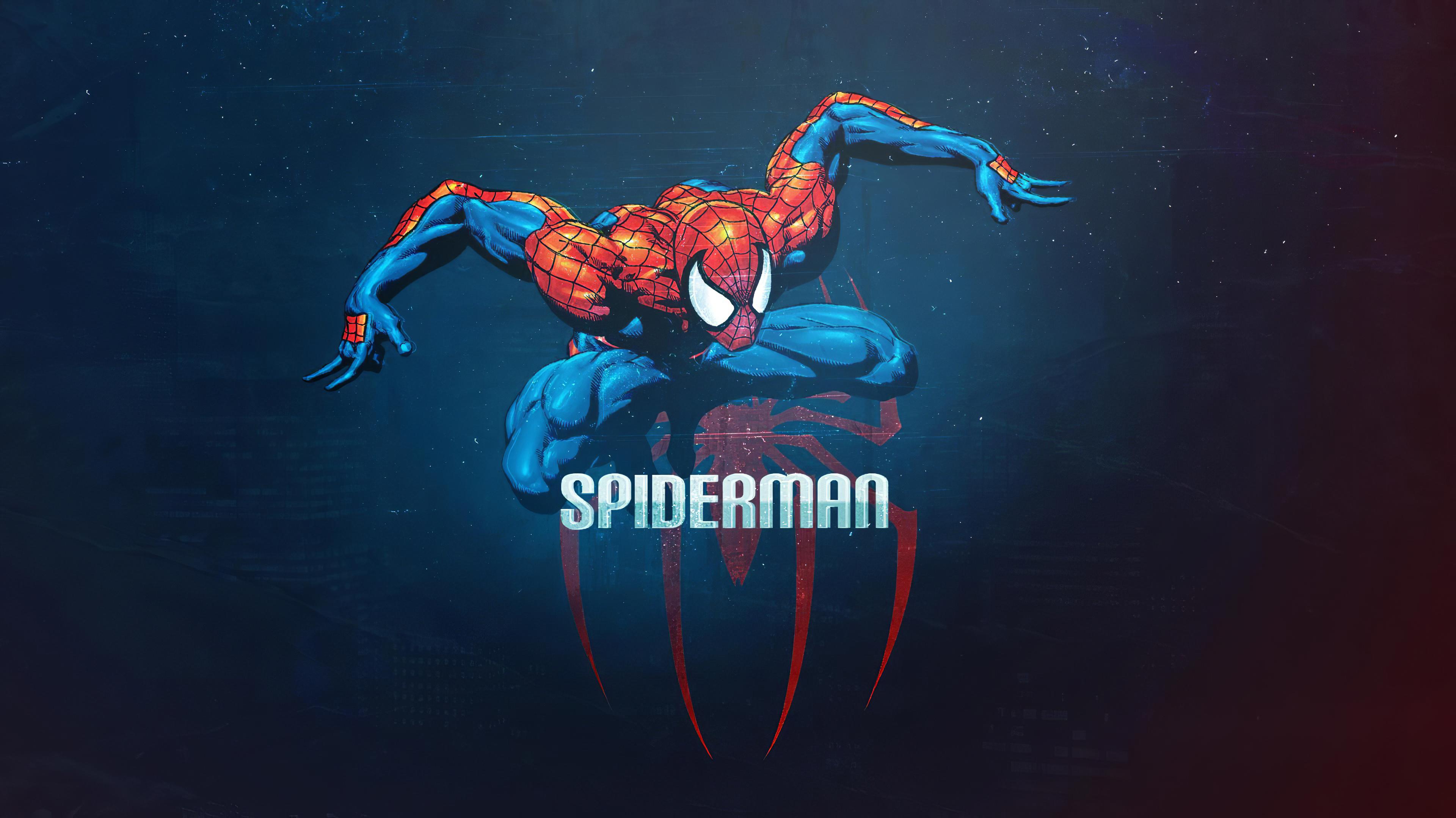 spiderman 1581356598 - Spiderman - Spider man wallpapers, spider man wallpaper phone 4k hd, spider man background hd 4k, spider man 4k wallpaper