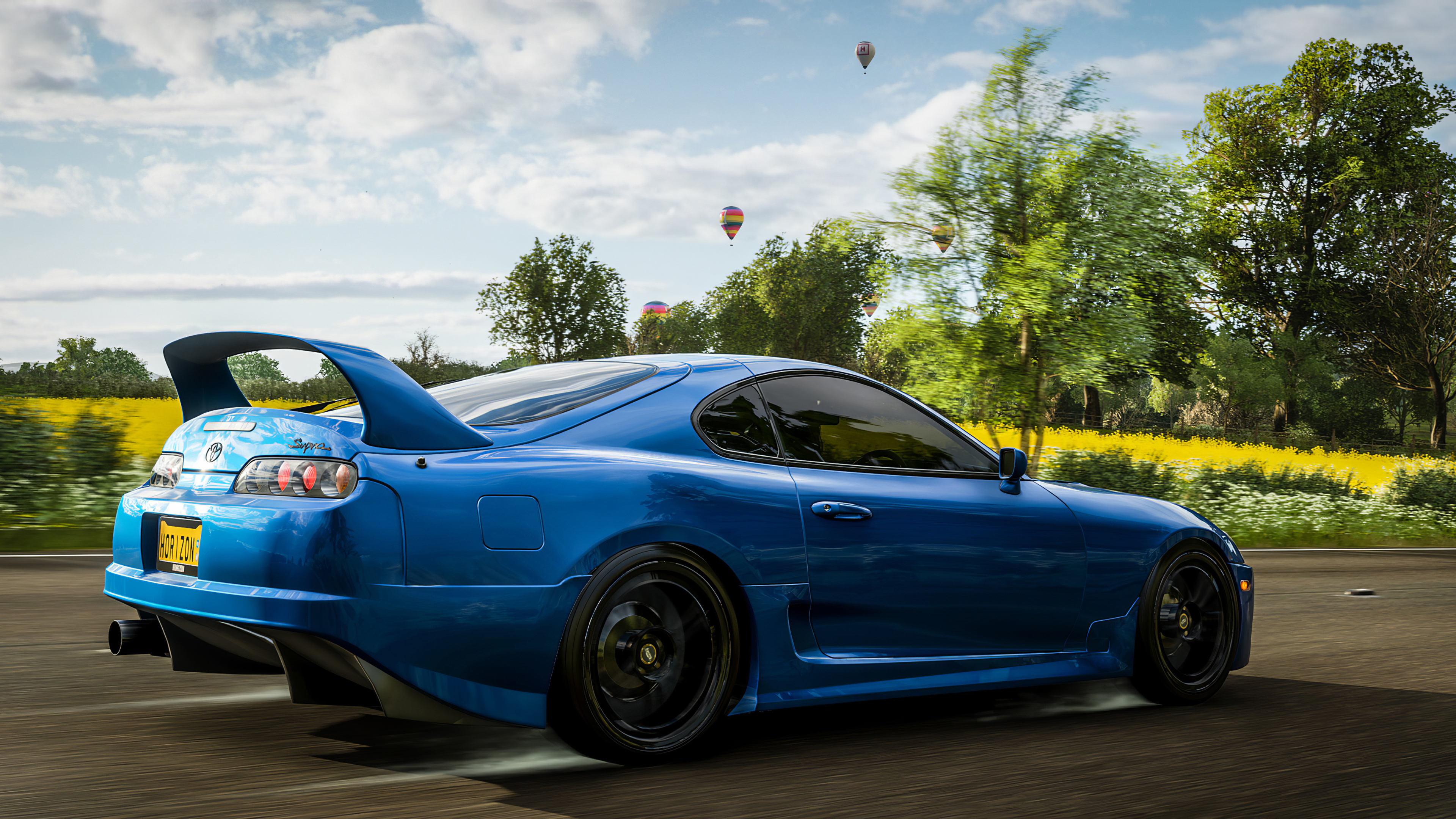 toyota supra forza horizon 4 4k 3840x2160 1 - Forza Horizon 4 Toyota Supra - Forza Horizon 4 Toyota Supra wallpapers, Forza Horizon 4 Toyota Supra 4k wallpapers, Forza Horizon 4 game wallpapers 4k