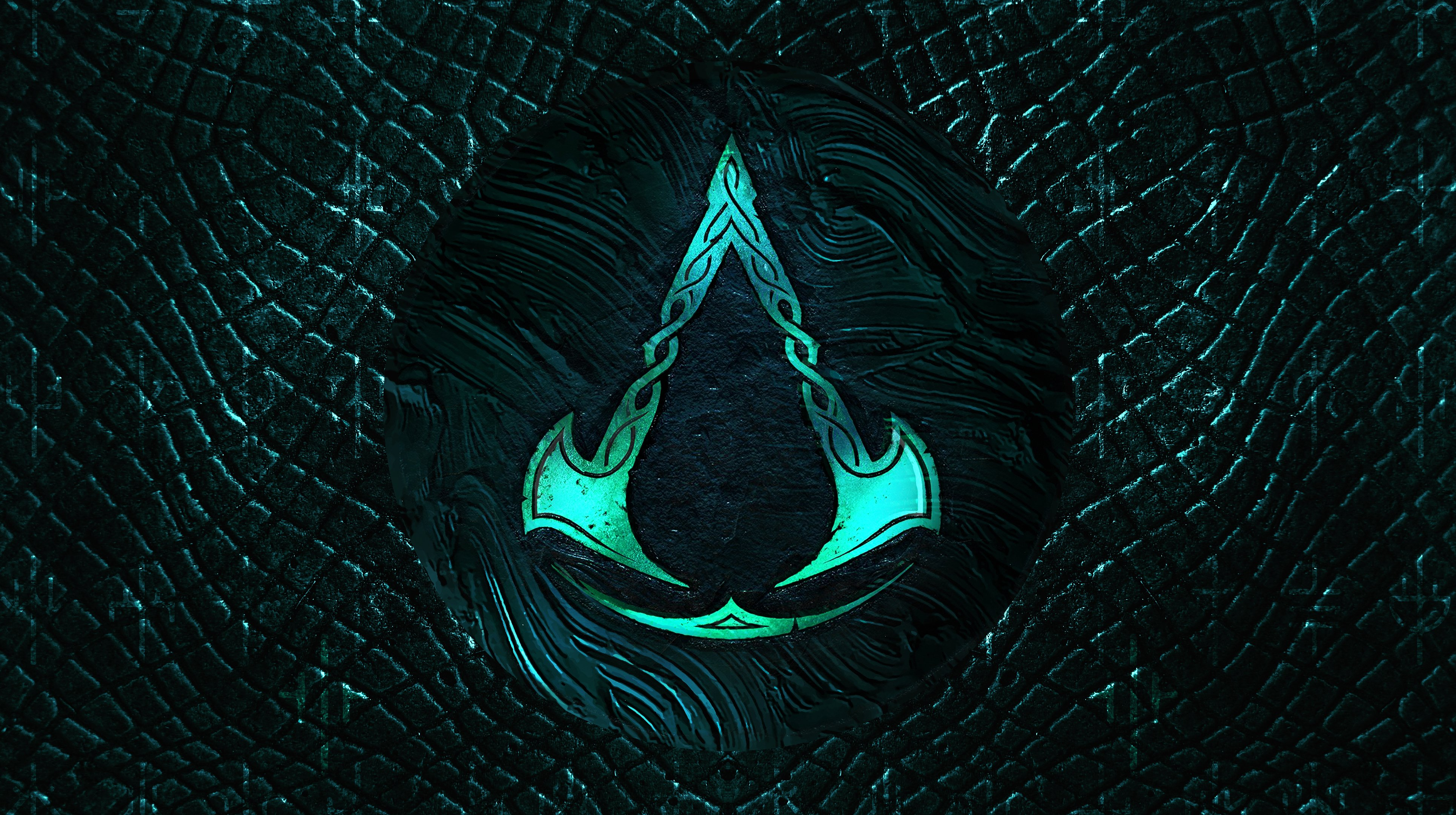 Wallpaper 4k Assassins Creed Valhalla Logo 4k Assassins Creed Valhalla Logo 4k Wallpapers Assassins Creed Valhalla