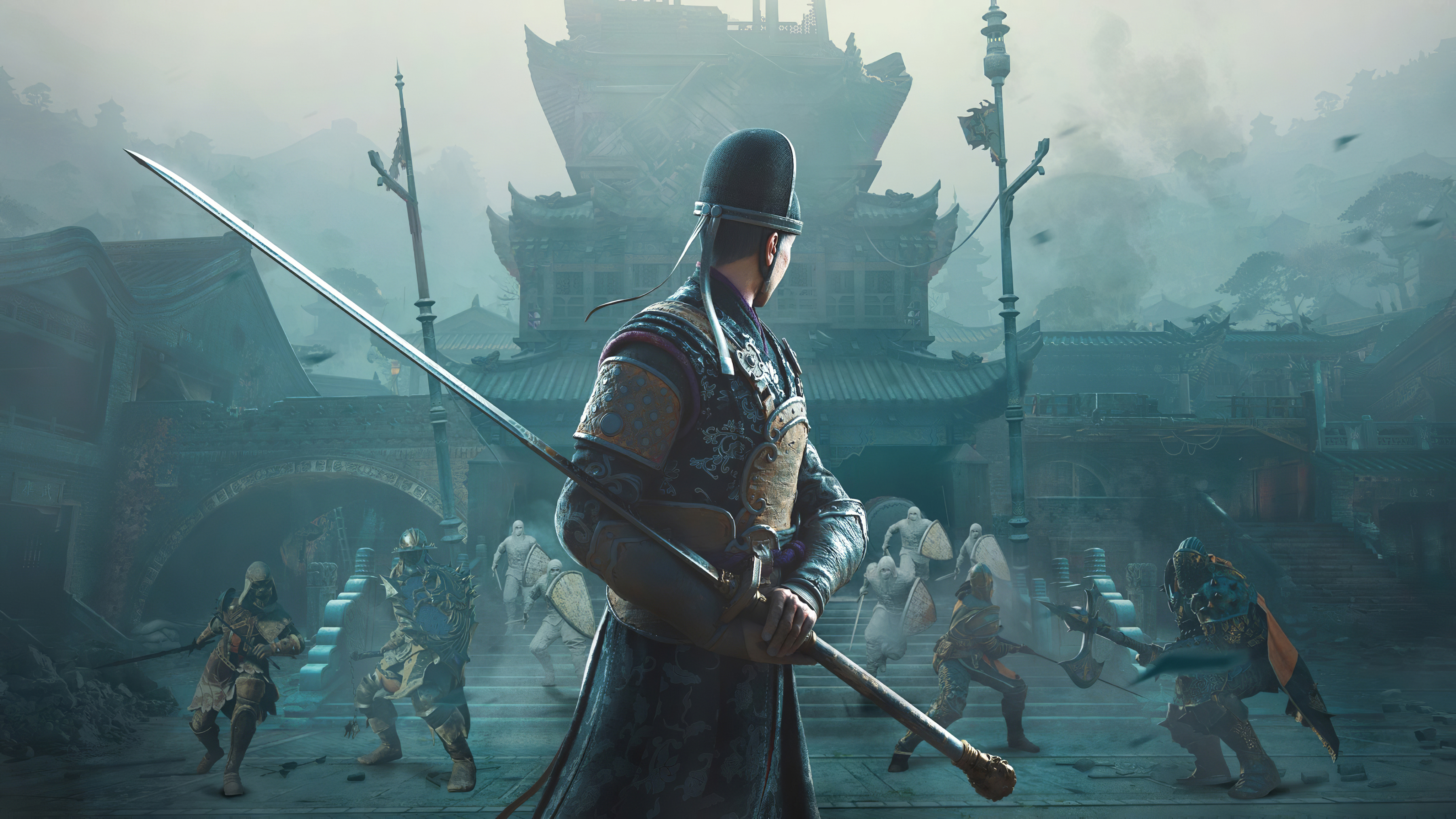 for honor the zhanhu gambit 1589581408 - For Honor The Zhanhu Gambit - For Honor The Zhanhu Gambit wallpapers, For Honor The Zhanhu Gambit 4k wallpapers