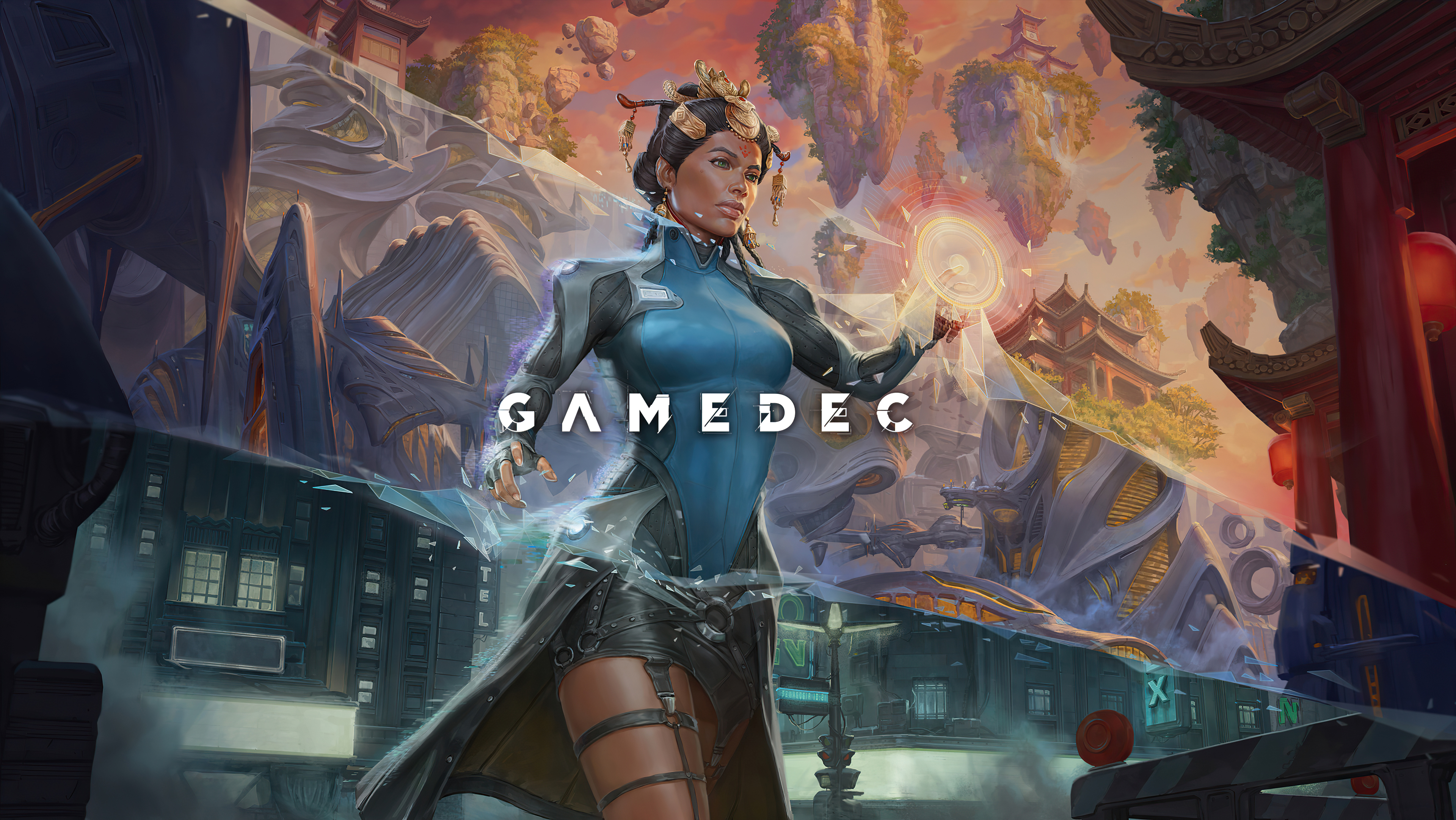 gamedec 1589582285 - Gamedec - Gamedec wallpapers, Gamedec game wallpapers 4k, Gamedec 4k wallpapers