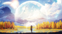 anime girl big moon planet 1596919747 200x110 - Anime Girl Big Moon Planet -