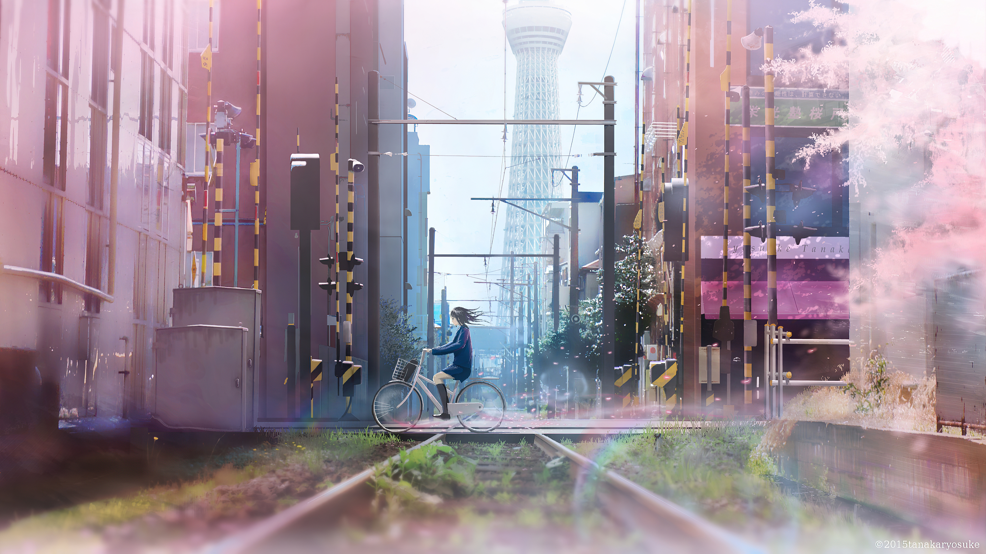 anime girl on bicycle 1596921285 - Anime Girl On Bicycle -