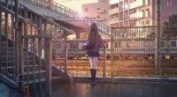 anime girl platform watching train 1596921437 200x110 - Anime Girl Platform Watching Train -
