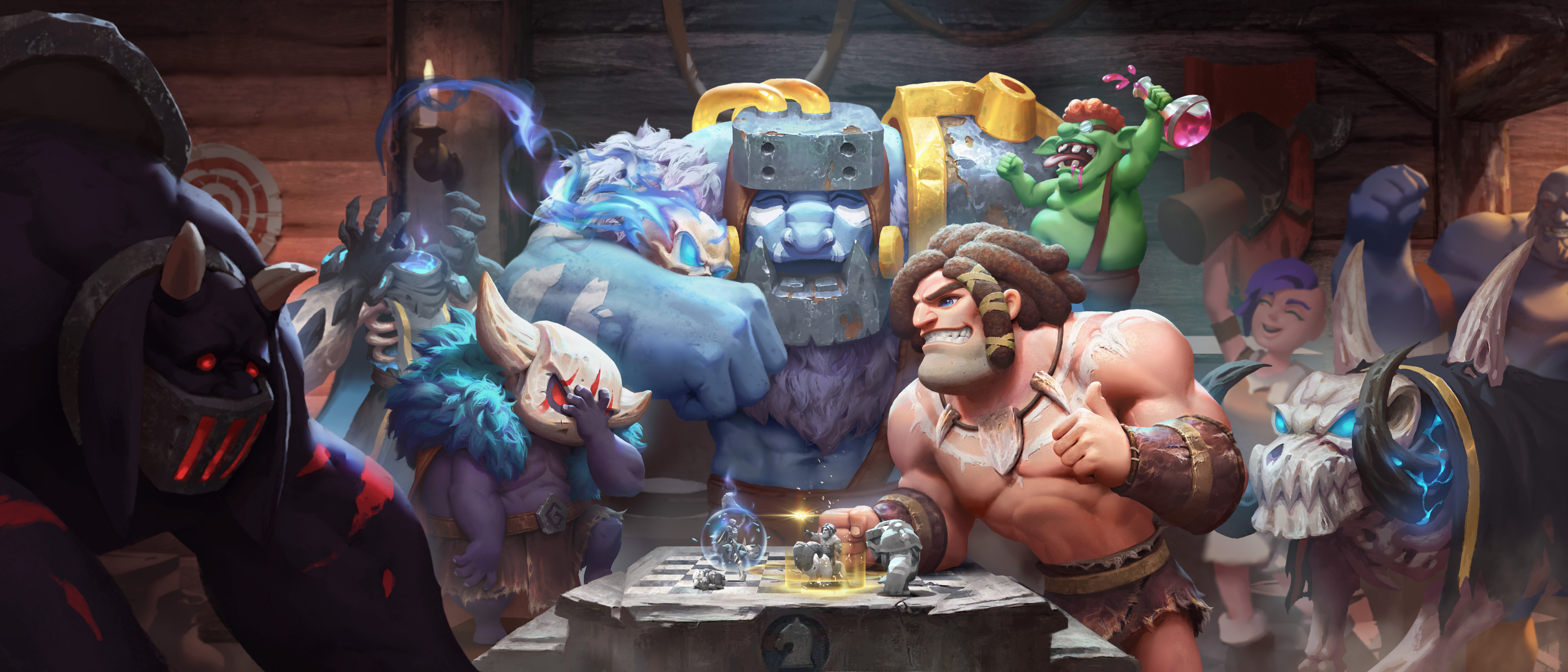 auto chess 4k 1598657557 - Auto Chess 4k - Auto Chess wallpapers, Auto Chess game wallpapers, Auto Chess 4k wallpapers