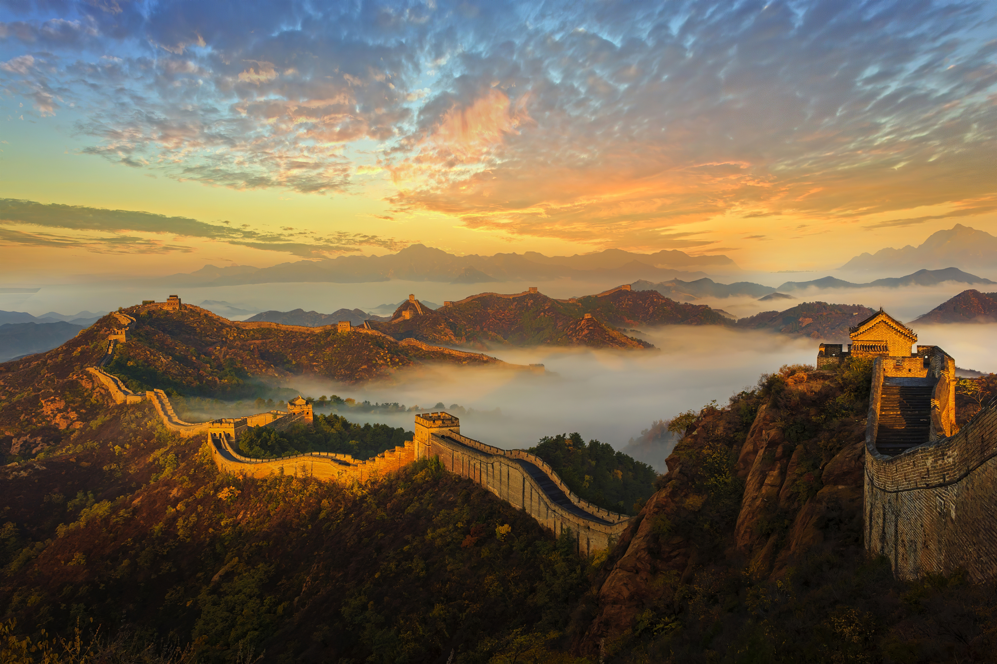 great wall of china 4k 1596916657 - Great Wall Of China 4k -