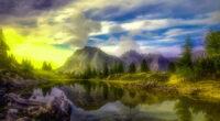 lake dolomites trees alps 1596913284 200x110 - Lake Dolomites Trees Alps -