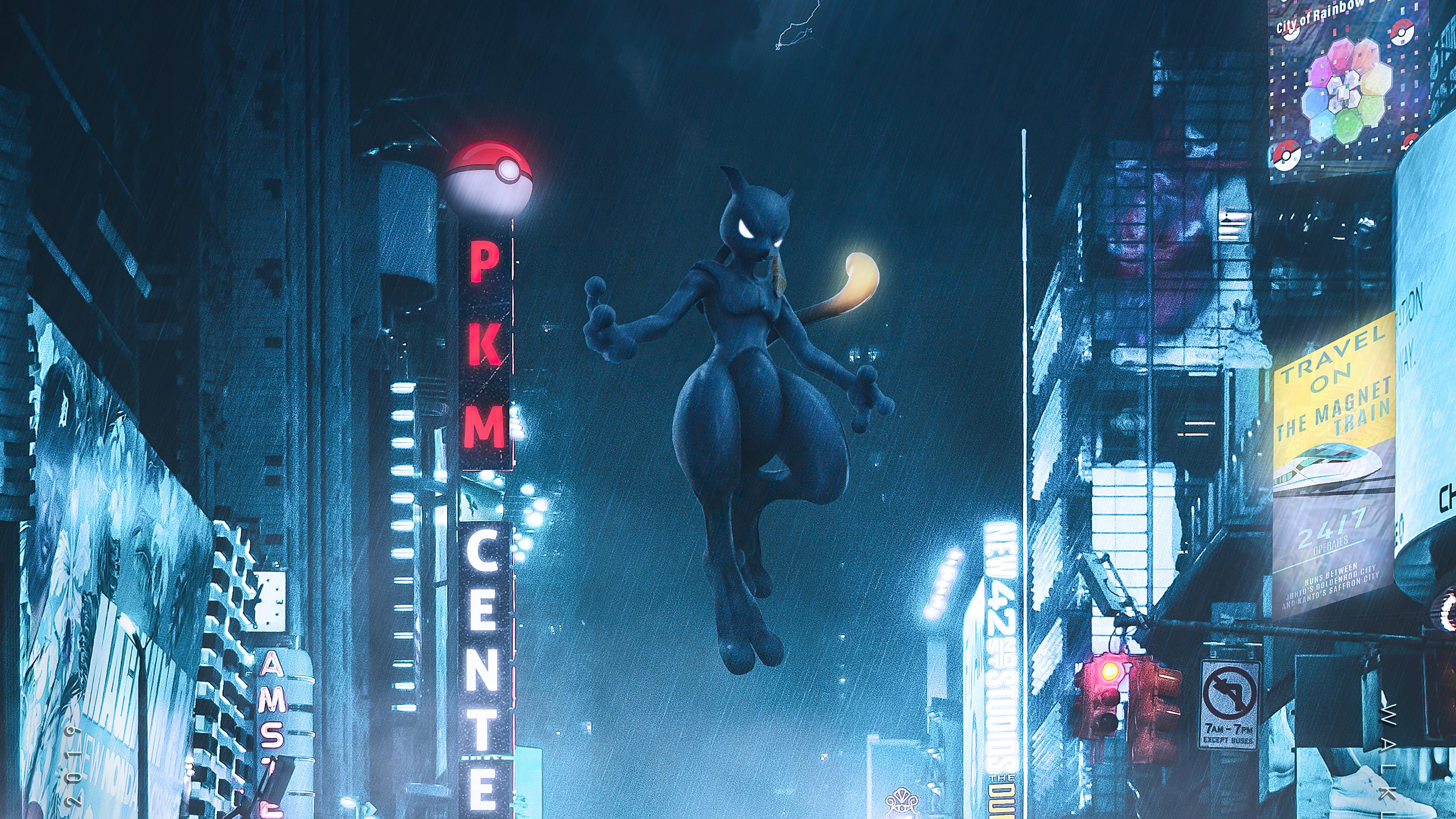 mewtwo 1596930414 - Mewtwo - Mewtwo Pokemon movie wallpapers 4k
