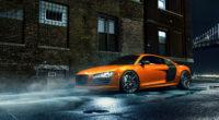 orange audi r8 1596908092 200x110 - Orange Audi R8 -