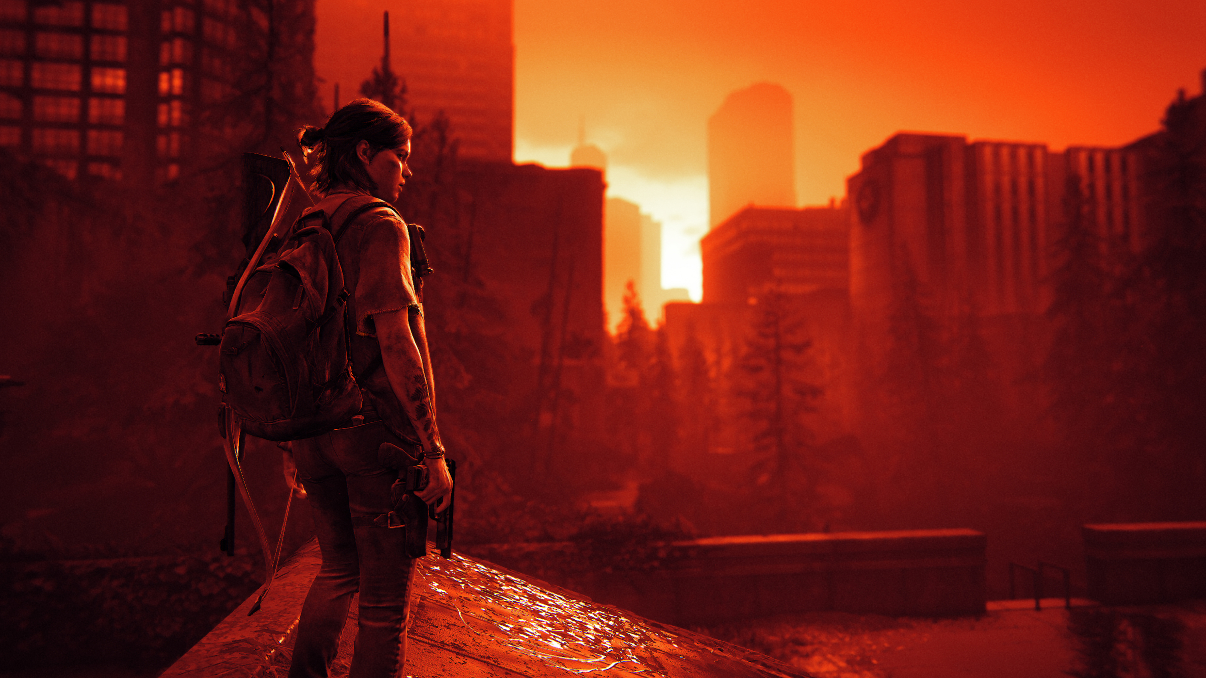 The Last Of Us Part II 4k 2020 The Last Of Us Part II 4k ...