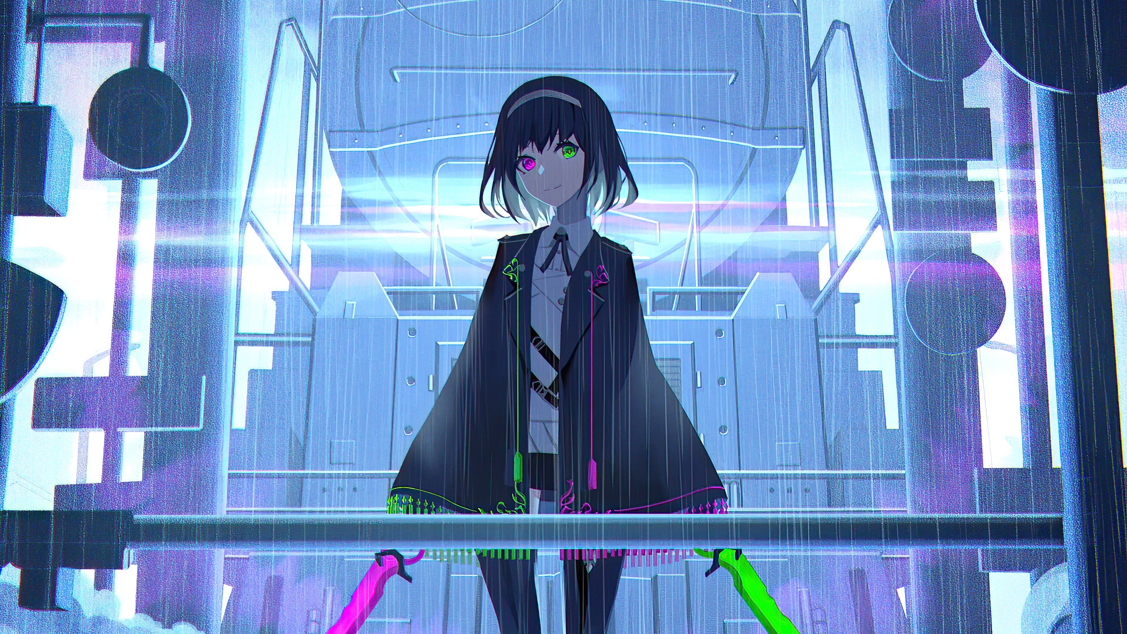anime girl with two swords 4k 1602436340 - Anime Girl With Two Swords 4k - Anime Girl With Two Swords 4k wallpapers