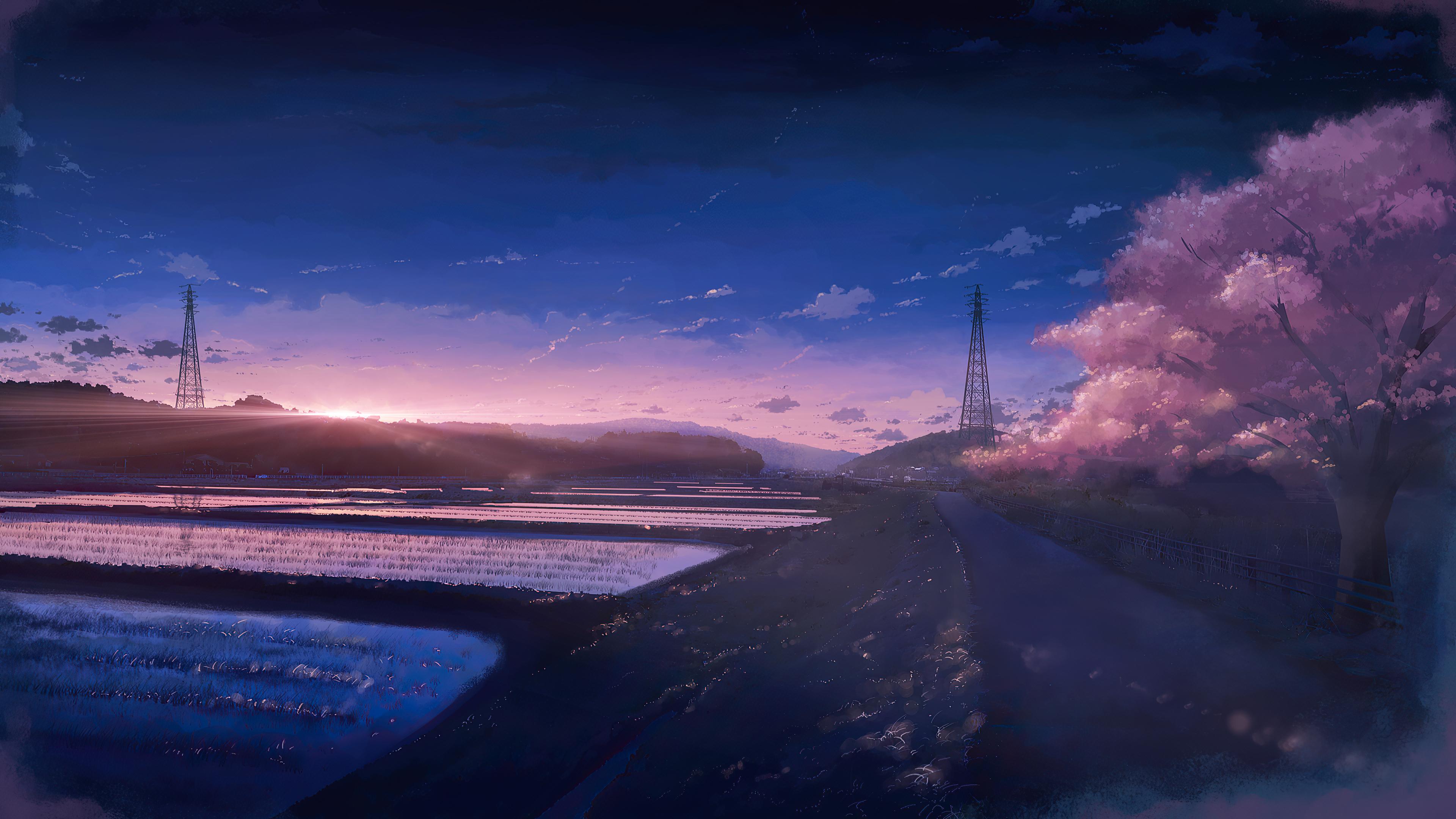 anime scenery field 4k 1602436640 - Anime Scenery Field 4k - Anime Scenery Field 4k wallpapers