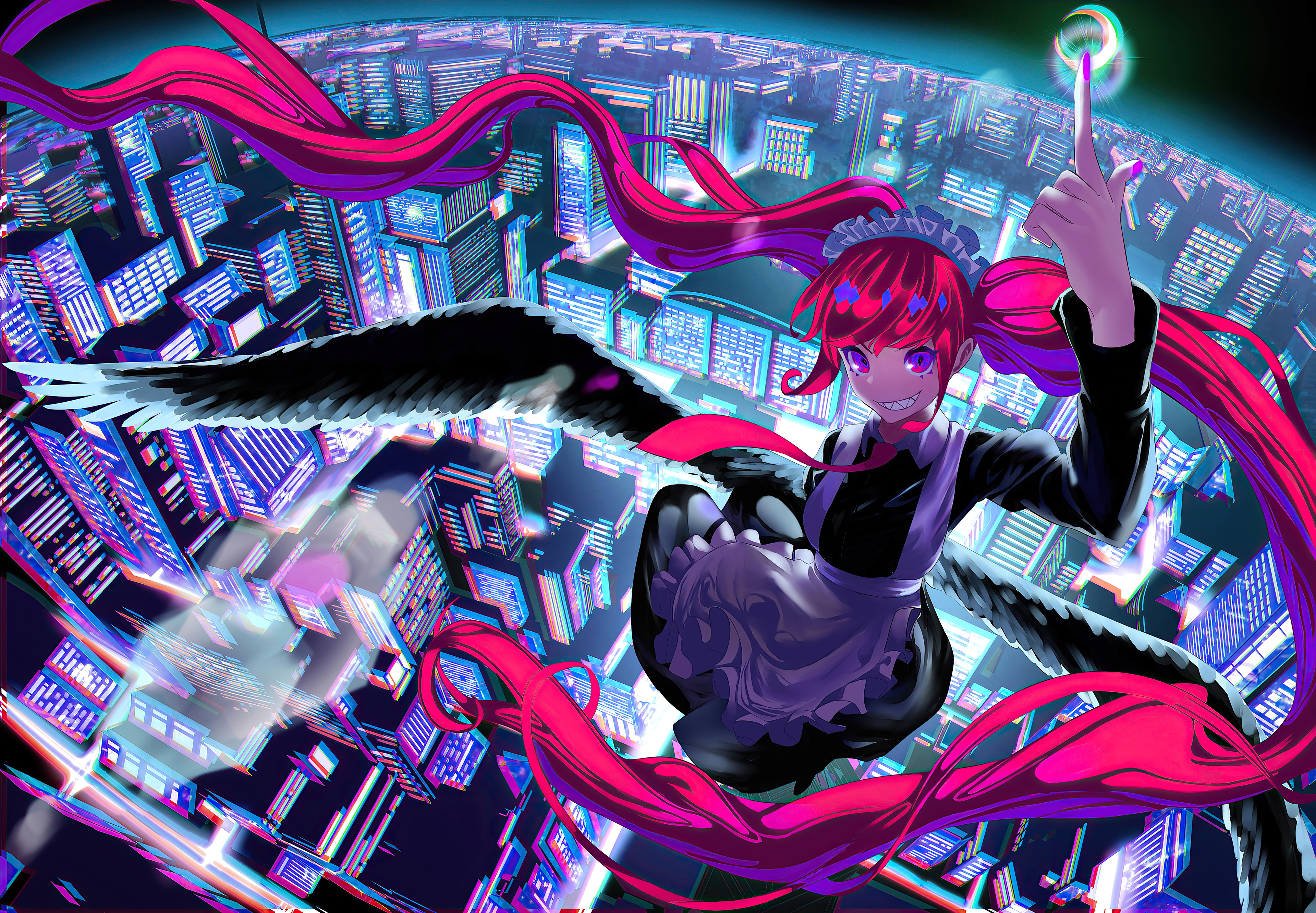 crazy heights anime girl 4k 1602437951 - Crazy Heights Anime Girl 4k - Crazy Heights Anime Girl 4k wallpapers