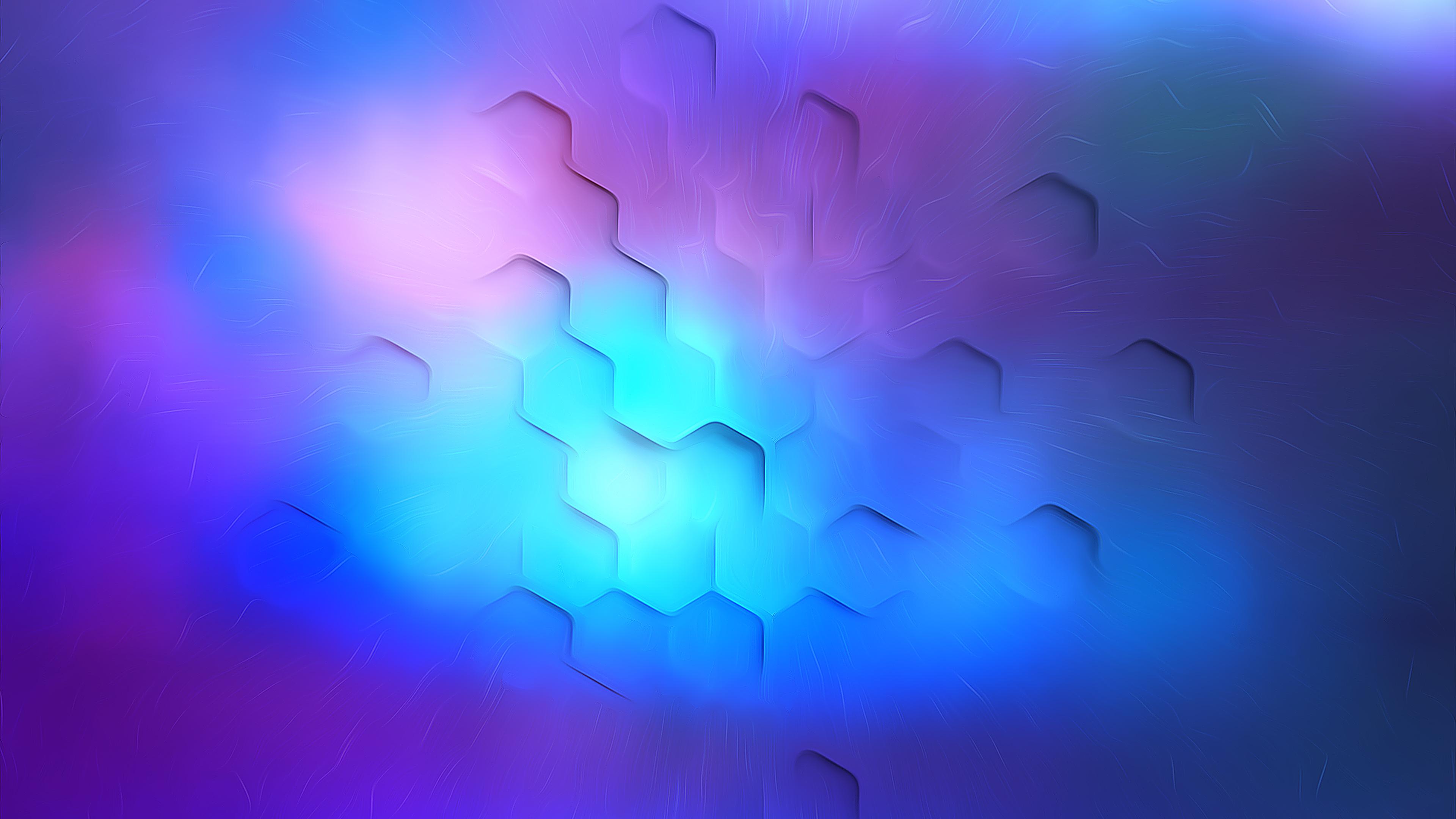 hexa polygon soothing lights 4k 1603391022 - Hexa Polygon Soothing Lights 4k - Hexa Polygon Soothing Lights 4k wallpapers