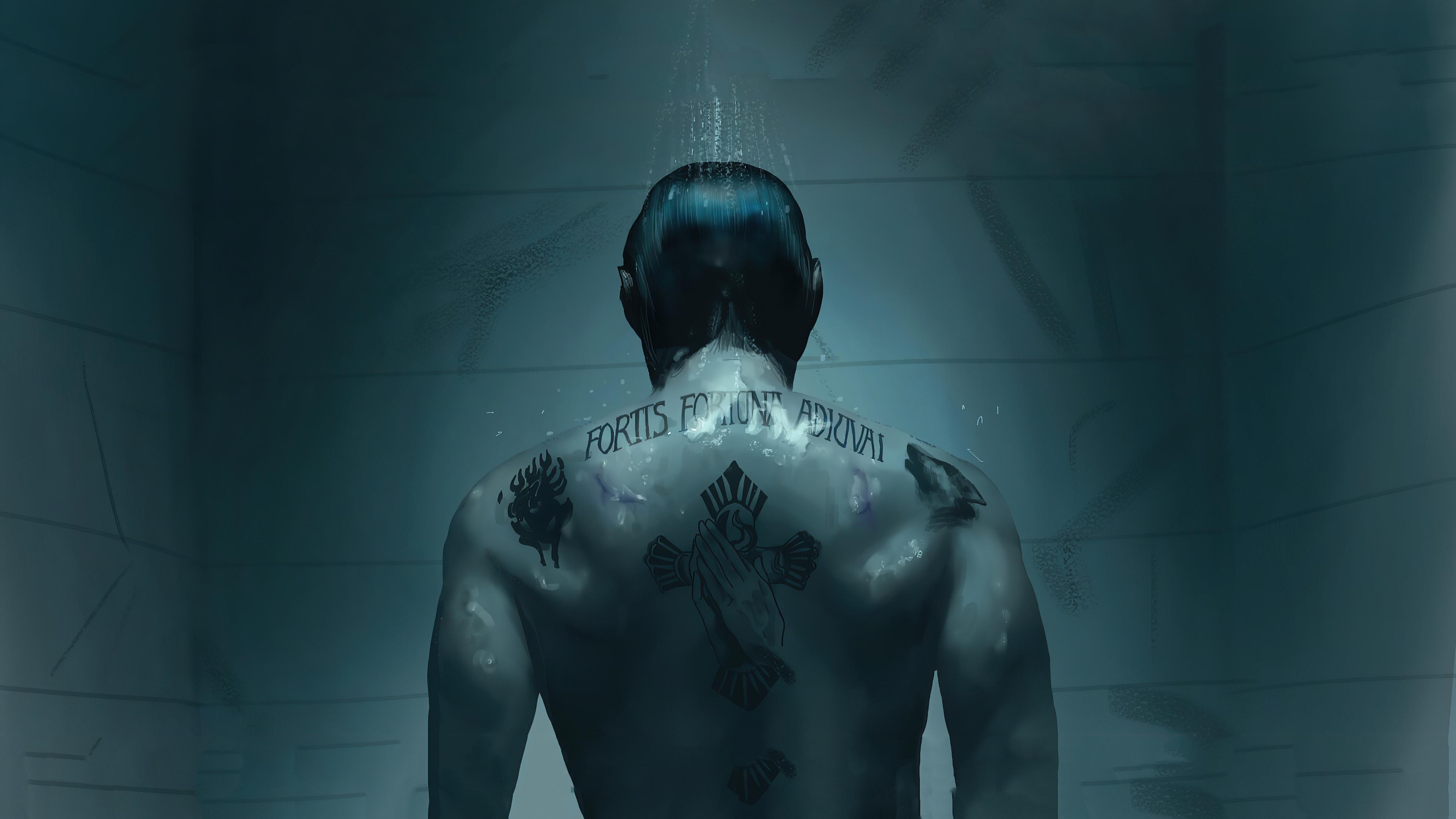 john wick tattoo 1602347602 - John Wick Tattoo - John Wick Tattoo 4k wallpapers
