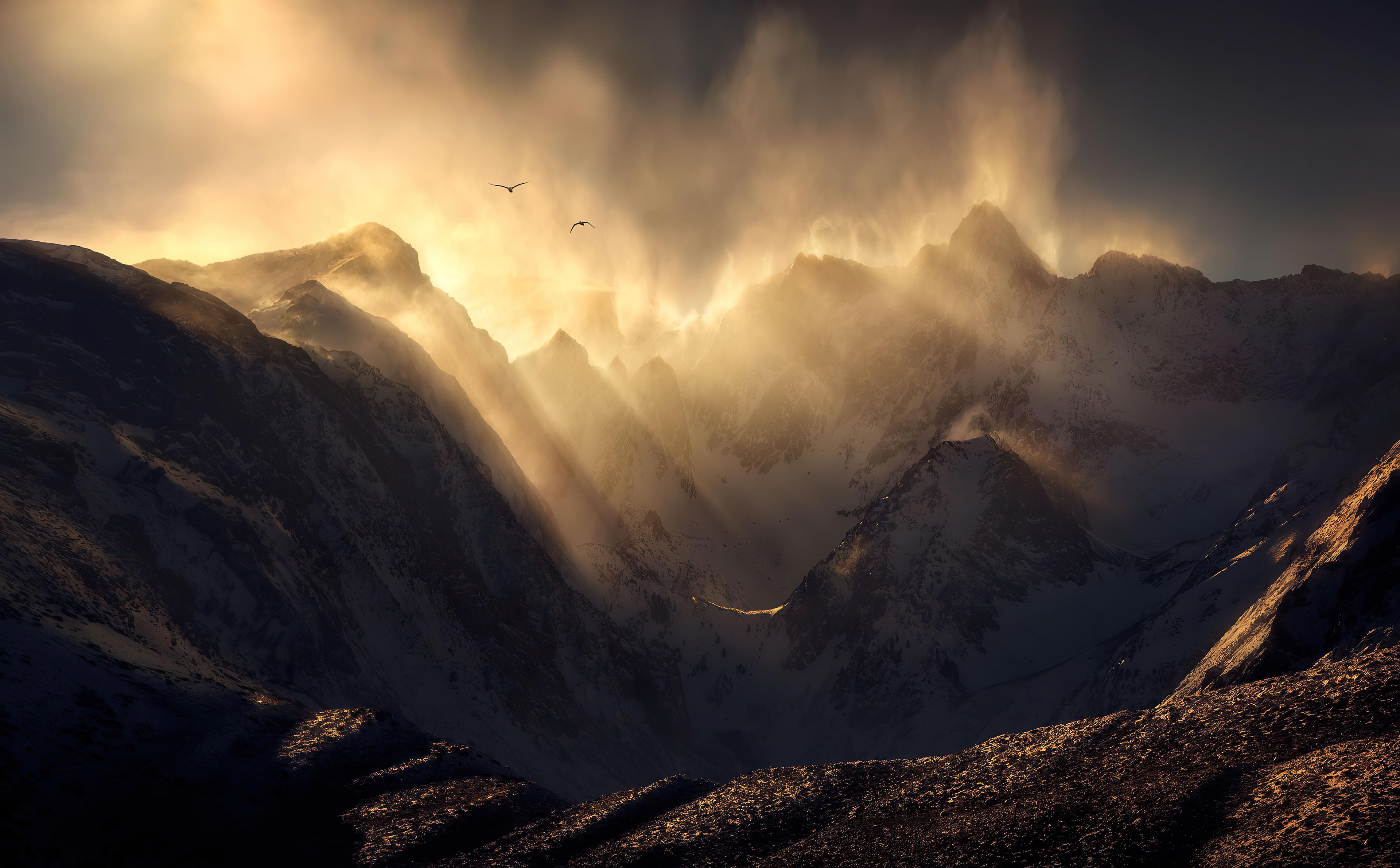 sierra nevada mount range sun rays 4k 1602606154 - Sierra Nevada Mount Range Sun Rays 4k - Sierra Nevada Mount Range Sun Rays 4k wallpapers