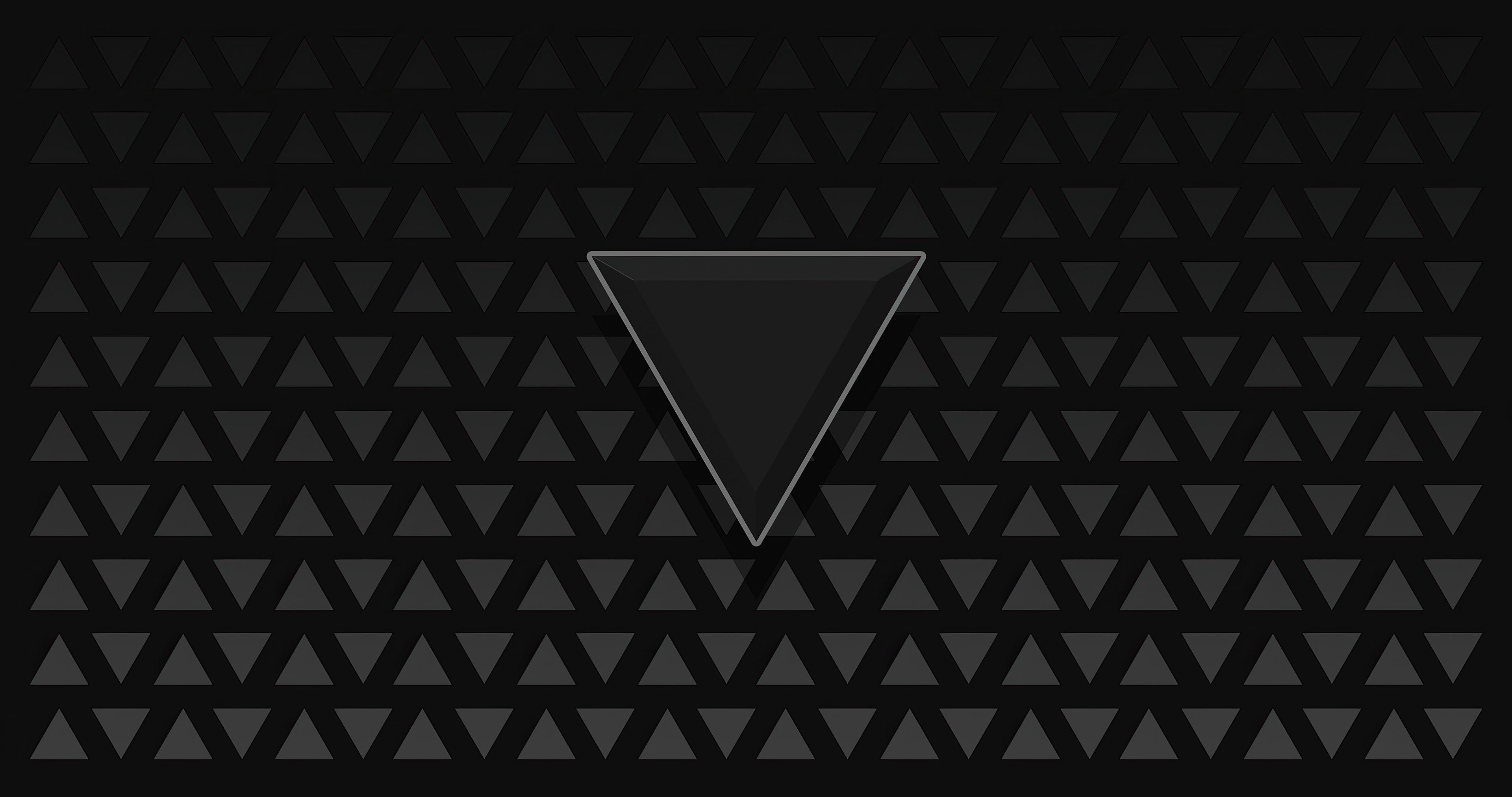 triangle dark black 4k 1602440037 - Triangle Dark Black 4k - Triangle Dark Black 4k wallpapers