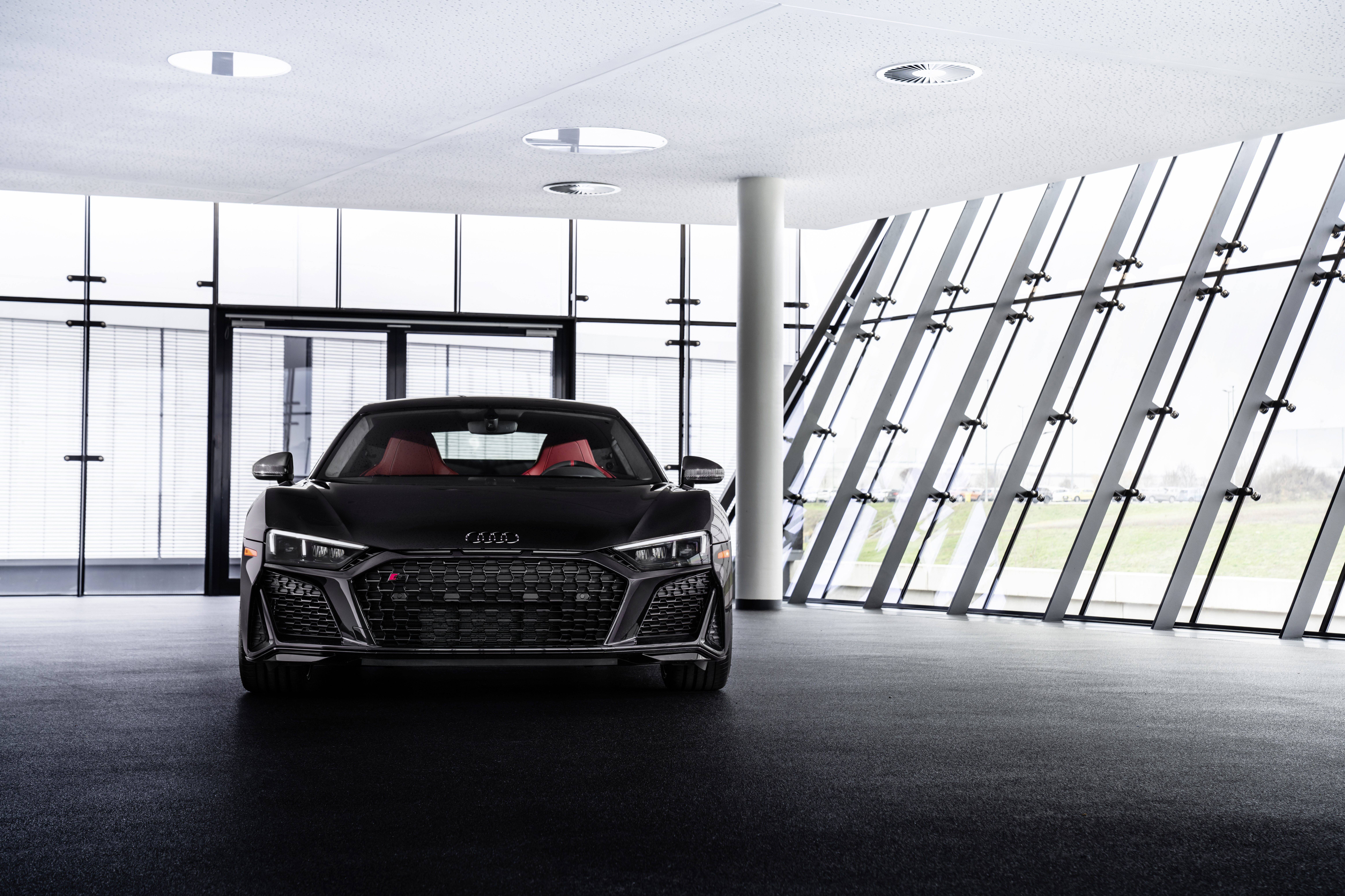 2021 audi r8 rwd panther edition front look 4k 1608916731 - 2021 Audi R8 RWD Panther Edition Front Look 4k - 2021 Audi R8 RWD Panther Edition Front Look 4k wallpapers