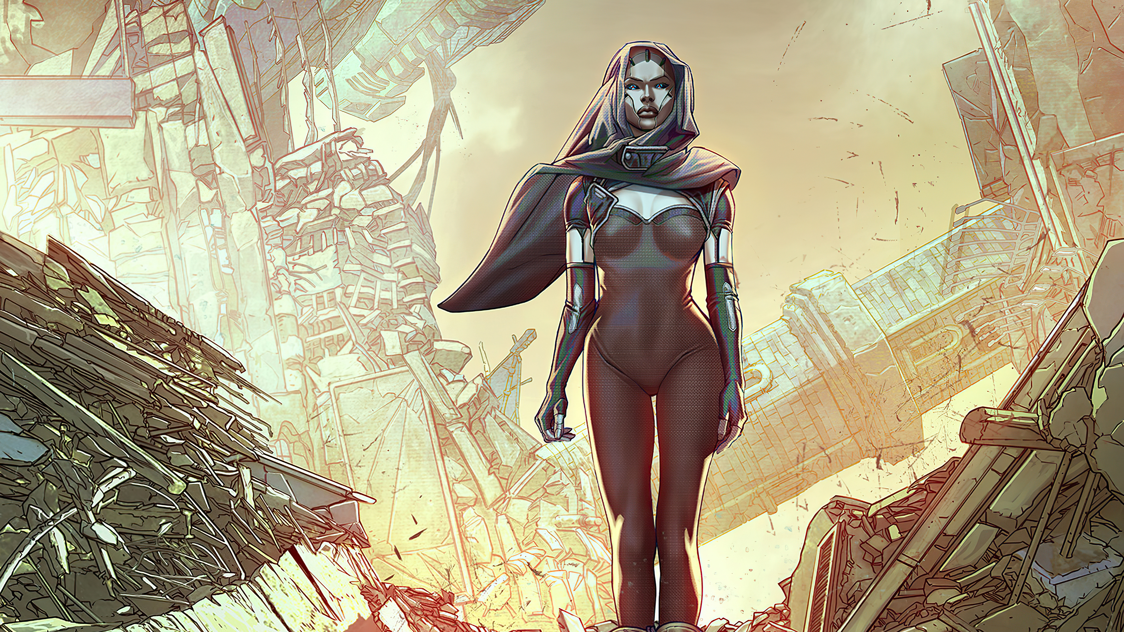 androids cyborg girl 4k 1608622906 - Androids Cyborg Girl 4k - Androids Cyborg Girl 4k wallpapers