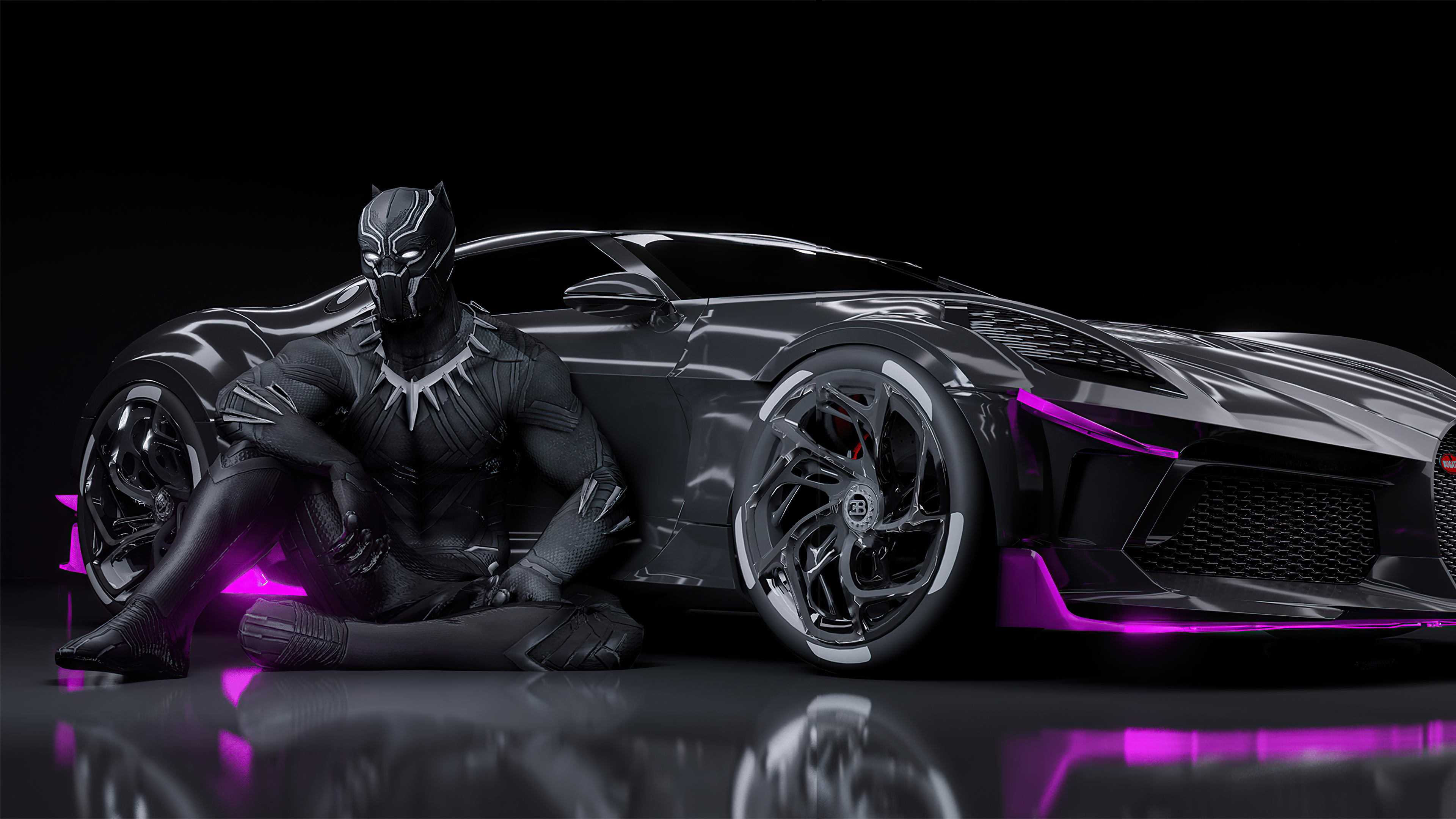 black panther bugatti chiron la voiture noire 4k 1608819638 - Black Panther Bugatti Chiron La Voiture Noire 4k - Black Panther Bugatti Chiron La Voiture Noire 4k wallpapers