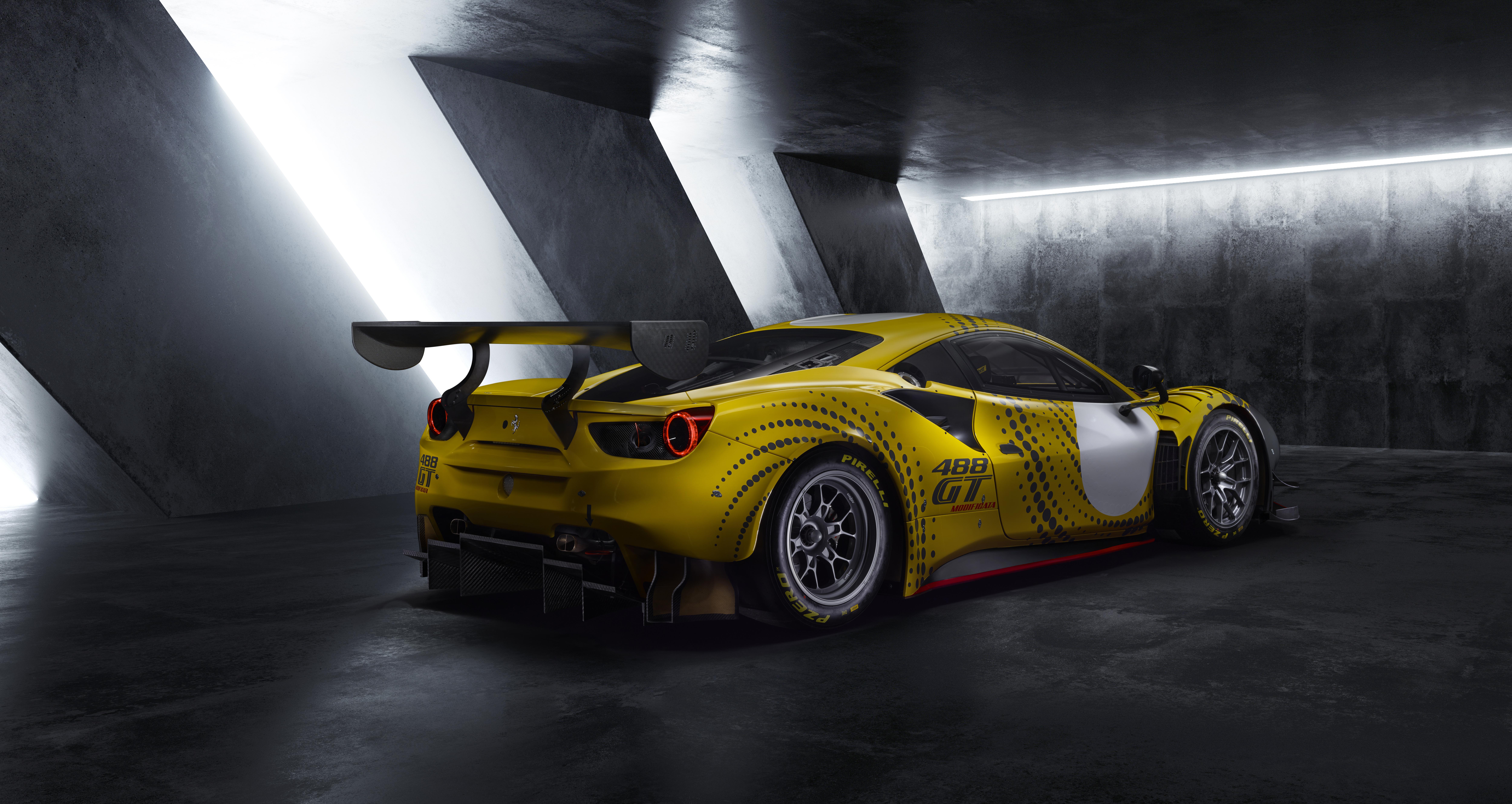 ferrari 488 gt modificata 2021 rear 4k 1608918577 - Ferrari 488 GT Modificata 2021 Rear 4k - Ferrari 488 GT Modificata 2021 Rear 4k wallpapers