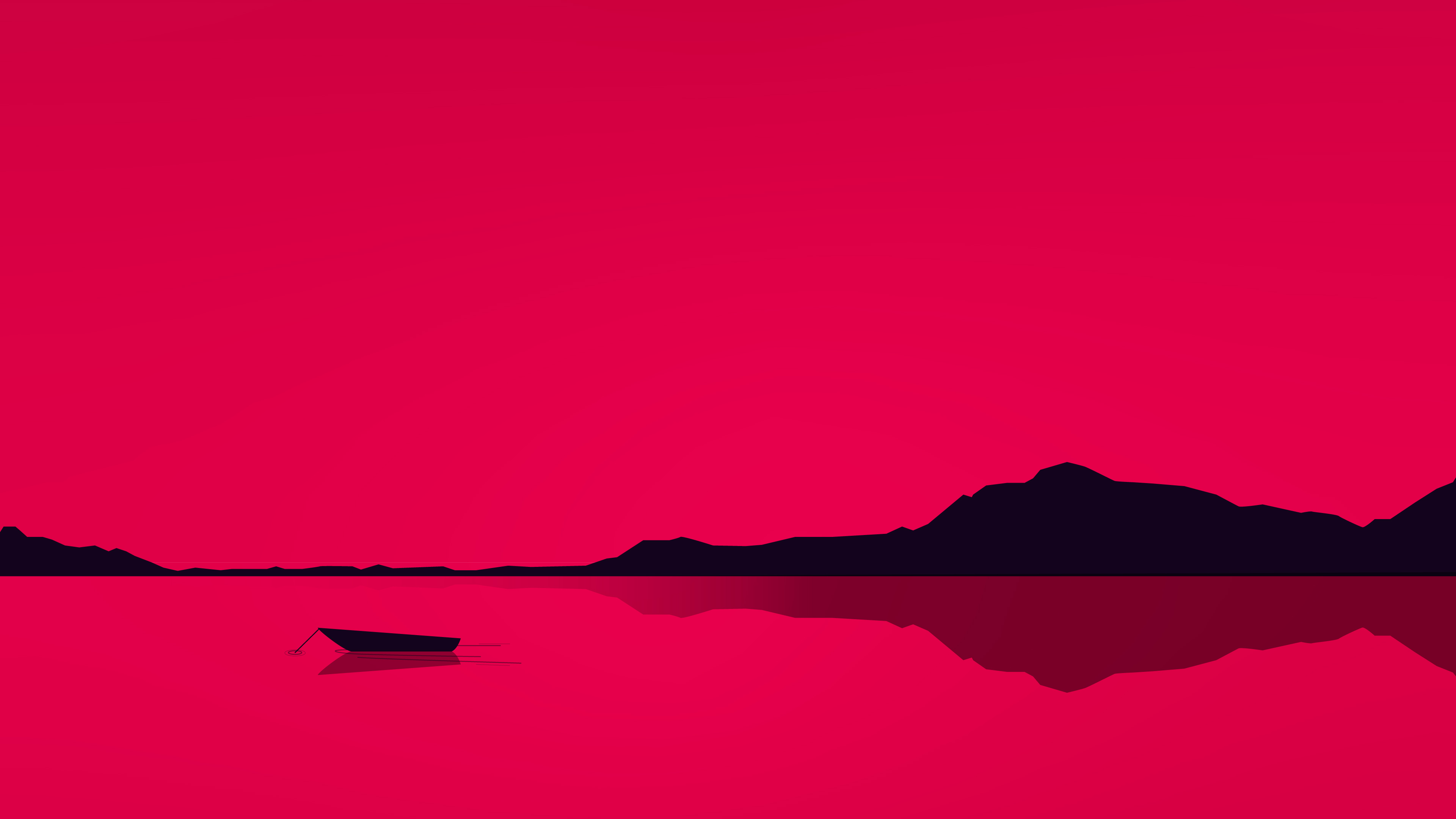 lake minimal red 4k 1608658629 - Lake Minimal Red 4k - Lake Minimal Red 4k wallpapers