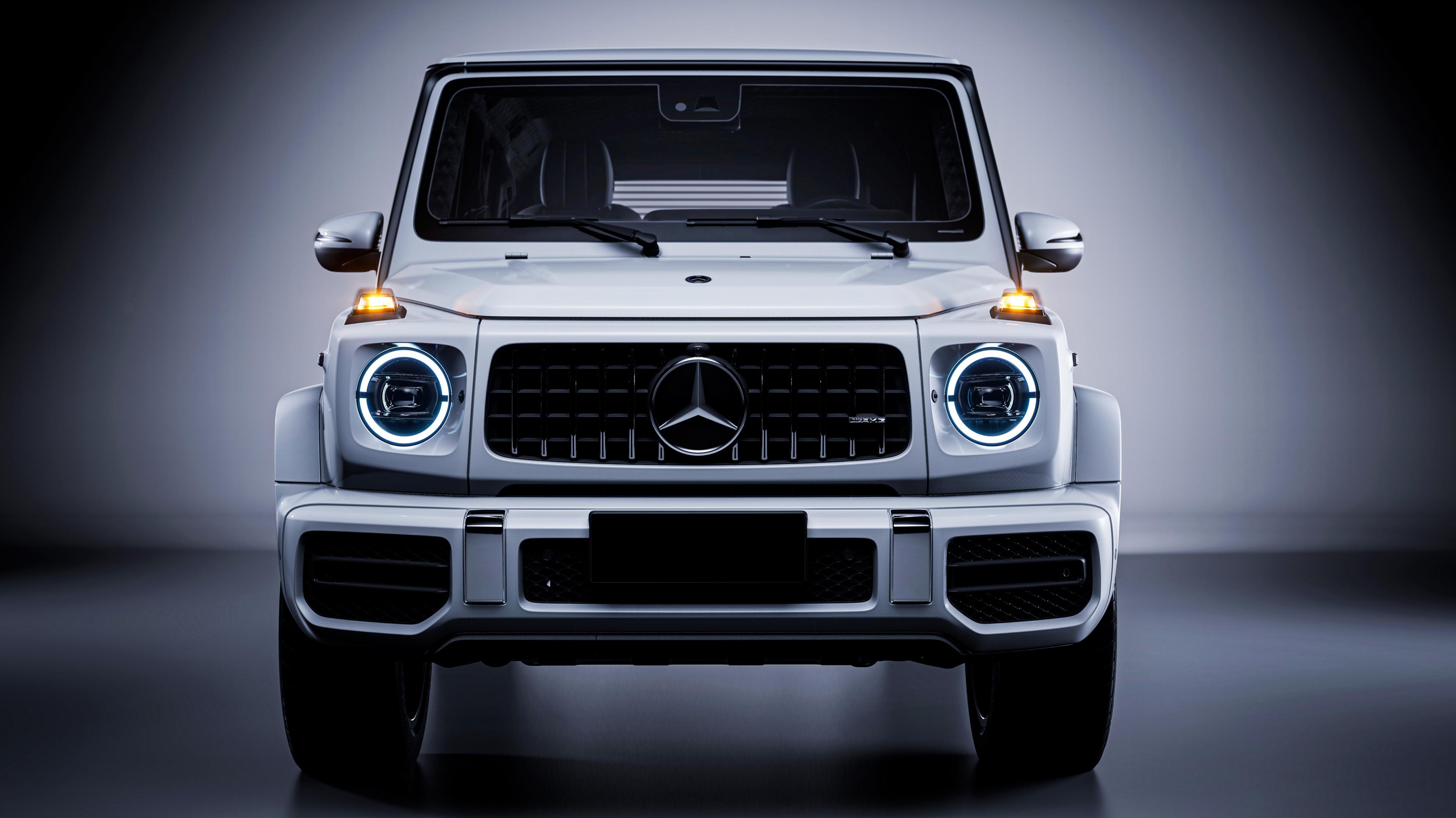 mercedes benz g 63 white 4k 1608910461 - Mercedes Benz G 63 White 4k - Mercedes Benz G 63 White 4k wallpapers