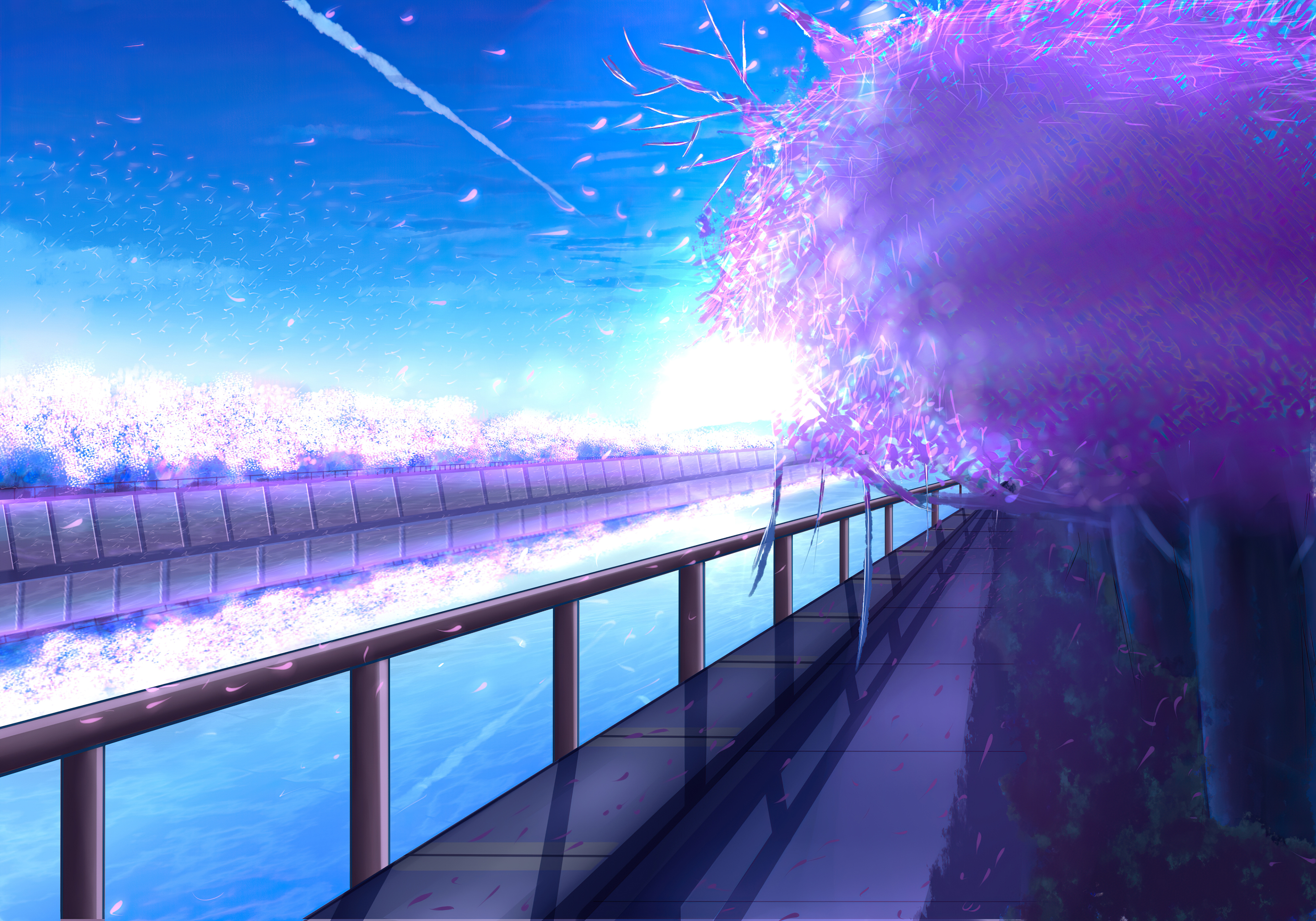 morning on the river anime 4k 1608658609 - Morning On The River Anime 4k - Morning On The River Anime 4k wallpapers