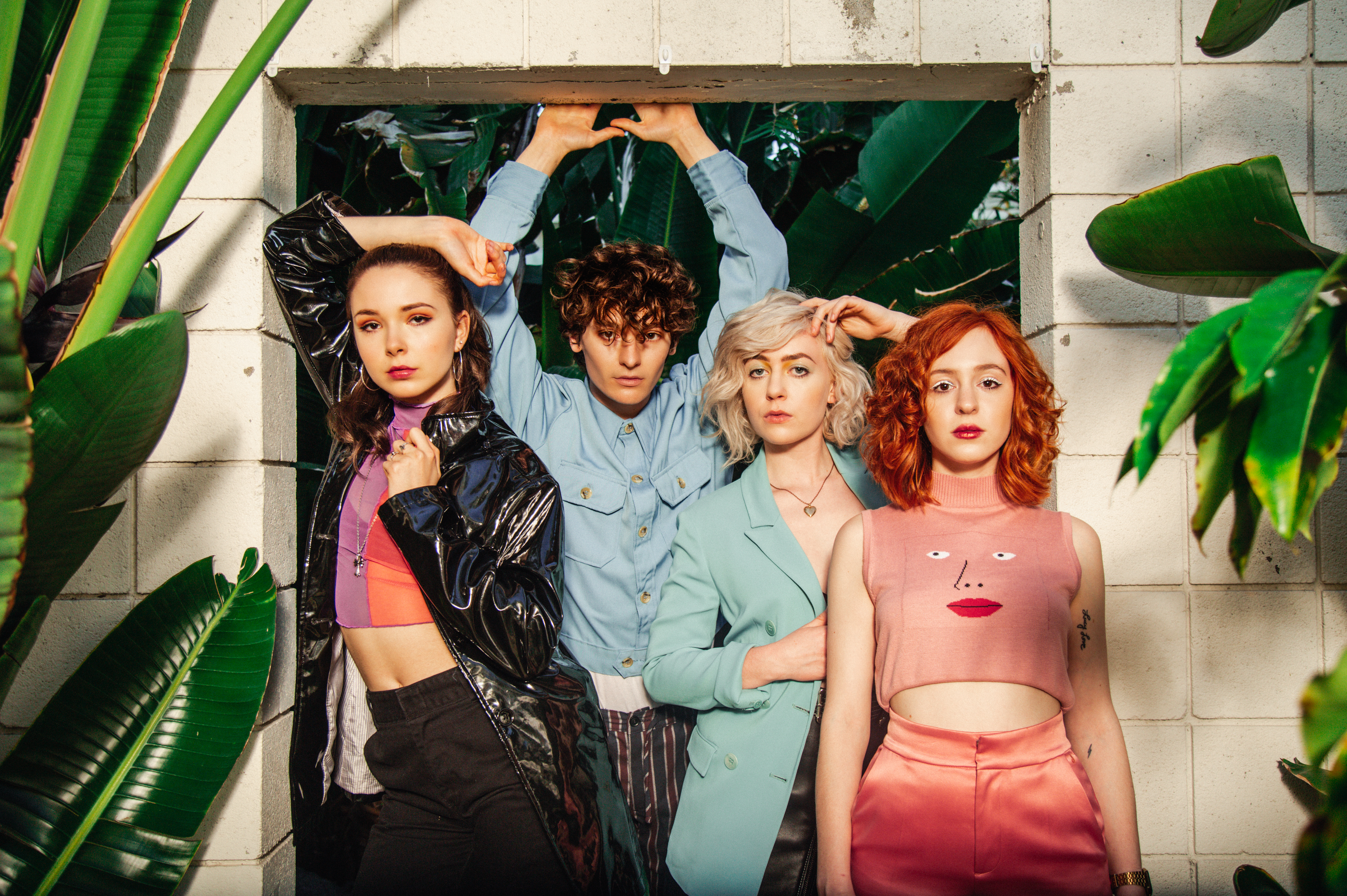 the regrettes 4k 1608983902 - The Regrettes 4k - The Regrettes 4k wallpapers