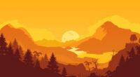 firewatch sunrise minimal 4k 1610662135 200x110 - Firewatch Sunrise Minimal 4k - Firewatch Sunrise Minimal 4k wallpaper