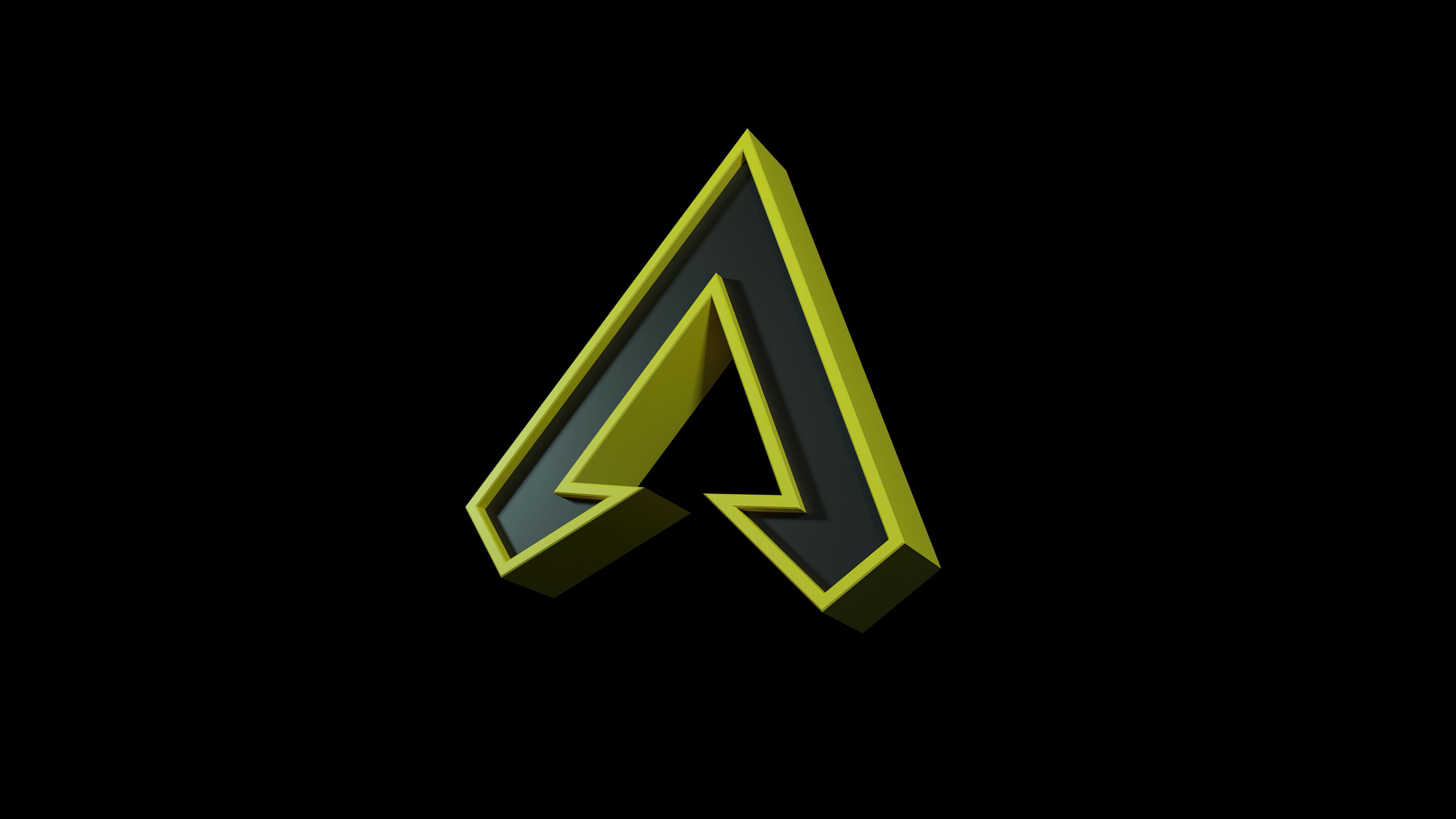 apex legends 3d logo 4k 1615136425 - Apex Legends 3d Logo 4k - Apex Legends 3d Logo 4k wallpapers