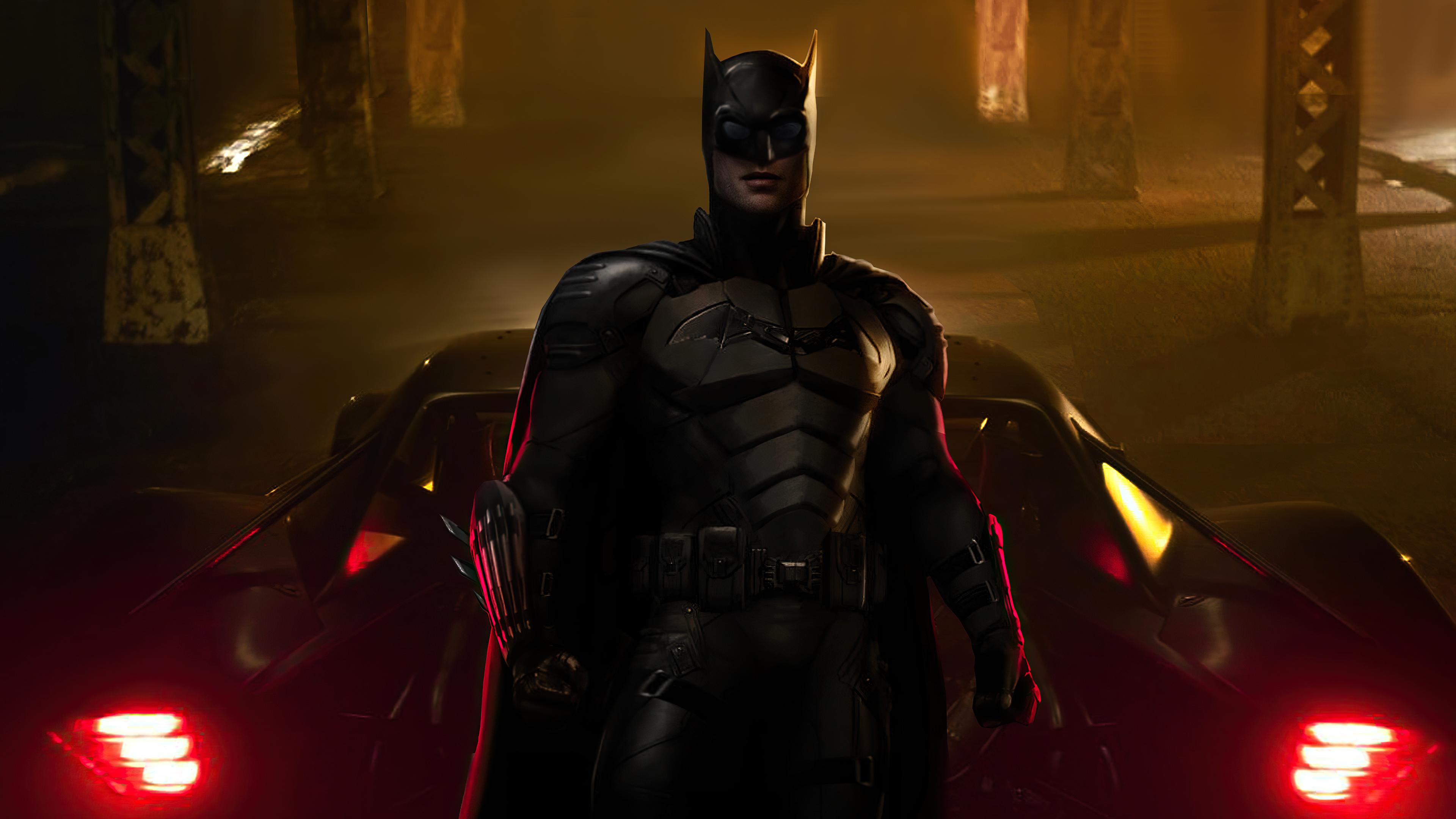 batman with muscle bat car 4k 1616959657 - Batman With Muscle Bat Car 4k - Batman With Muscle Bat Car 4k wallpapers