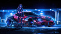 cyber girl with red car 4k 1614617892 200x110 - Cyber Girl With Red Car 4k - Cyber Girl With Red Car 4k wallpapers