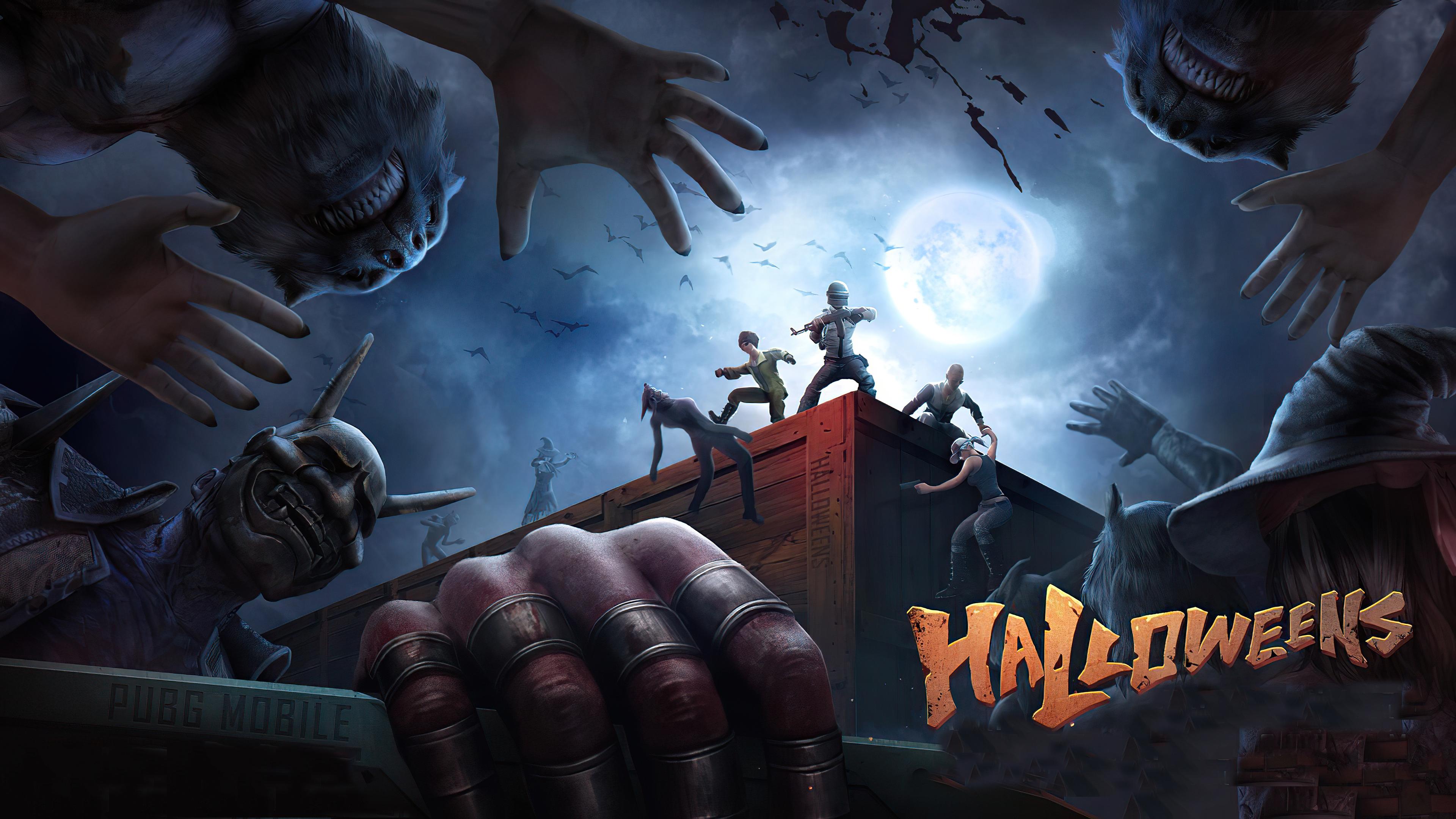 pubg halloween infection mode 4k 1614860952 - Pubg Halloween Infection Mode 4k - Pubg Halloween Infection Mode 4k wallpapers