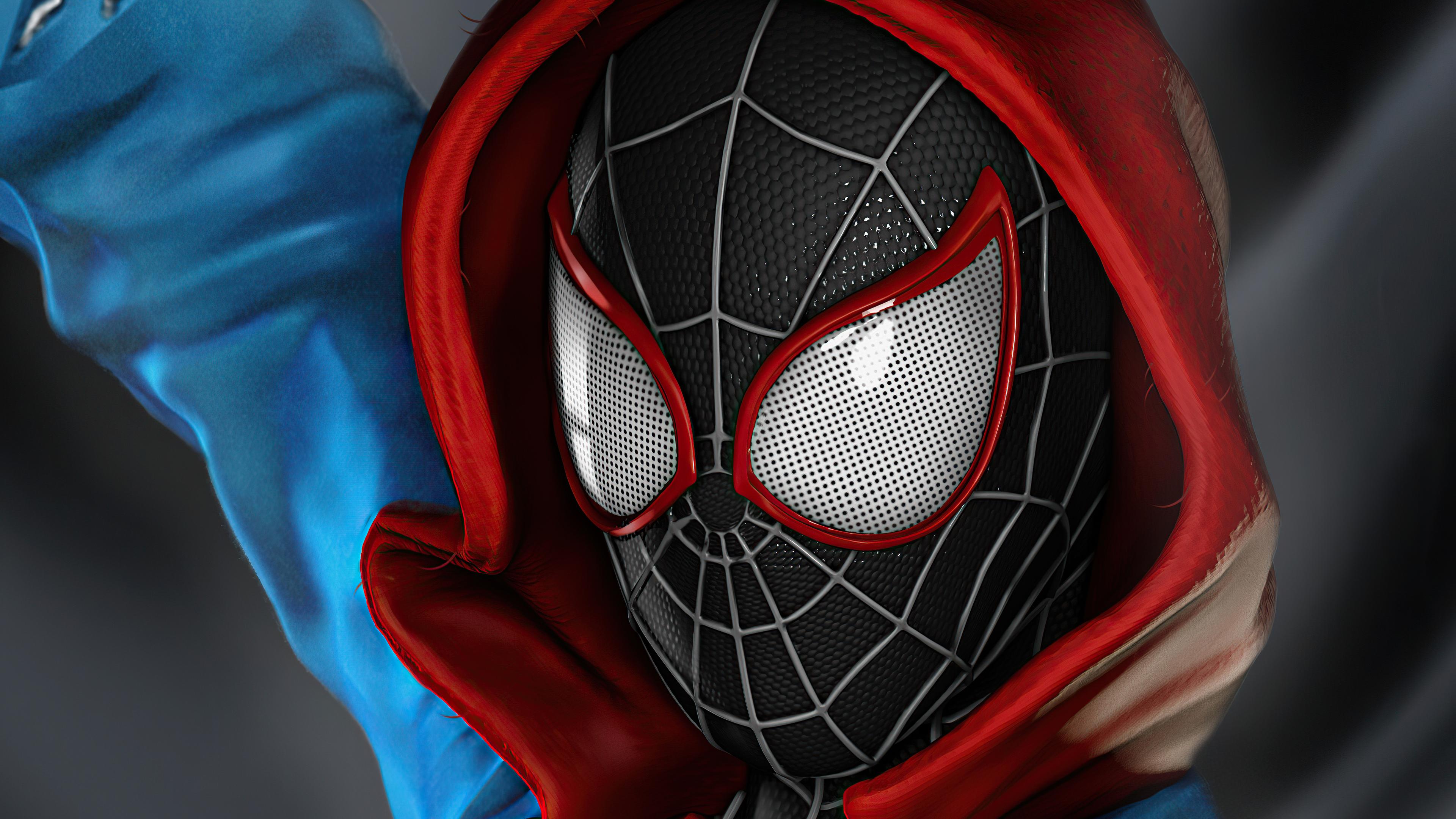 spider man miles morales costume 4k 1616957339 - Spider Man Miles Morales Costume 4k - Spider Man Miles Morales Costume 4k wallpapers