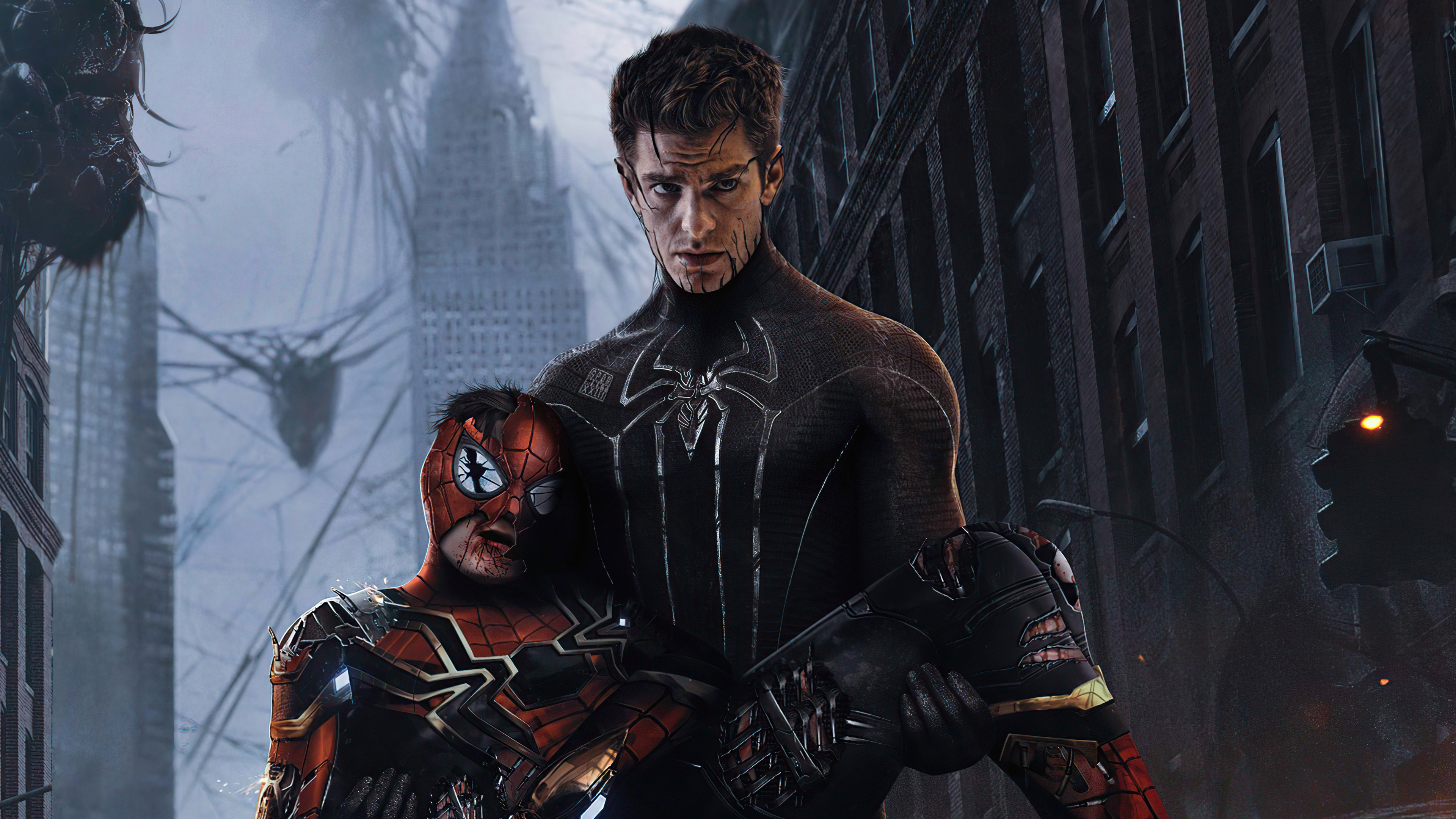 spiderman in multiverse 4k 1616956633 - Spiderman In Multiverse 4k - Spiderman In Multiverse 4k wallpapers