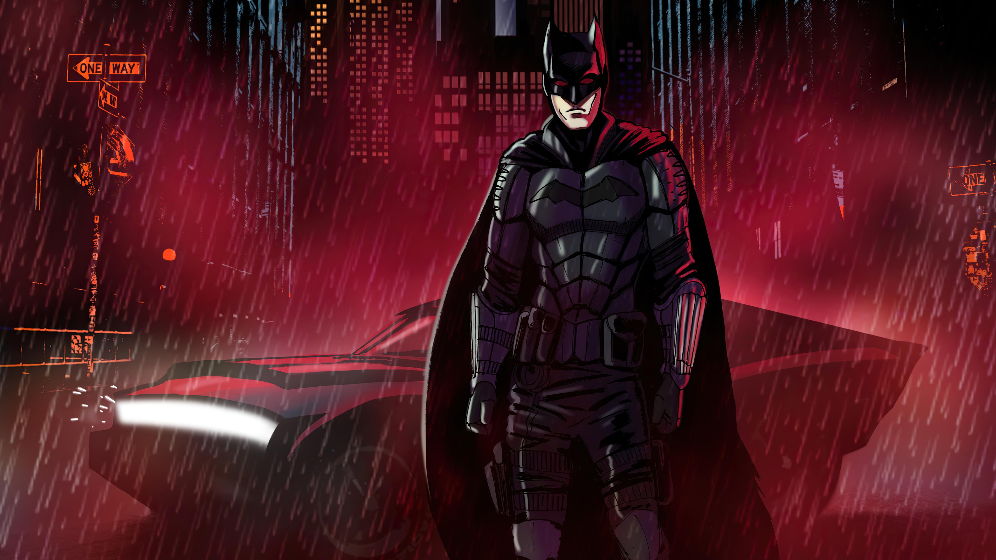the batman night cyberpunk neon 4k 1616956946 - The Batman Night Cyberpunk Neon 4k - The Batman Night Cyberpunk Neon 4k wallpapers
