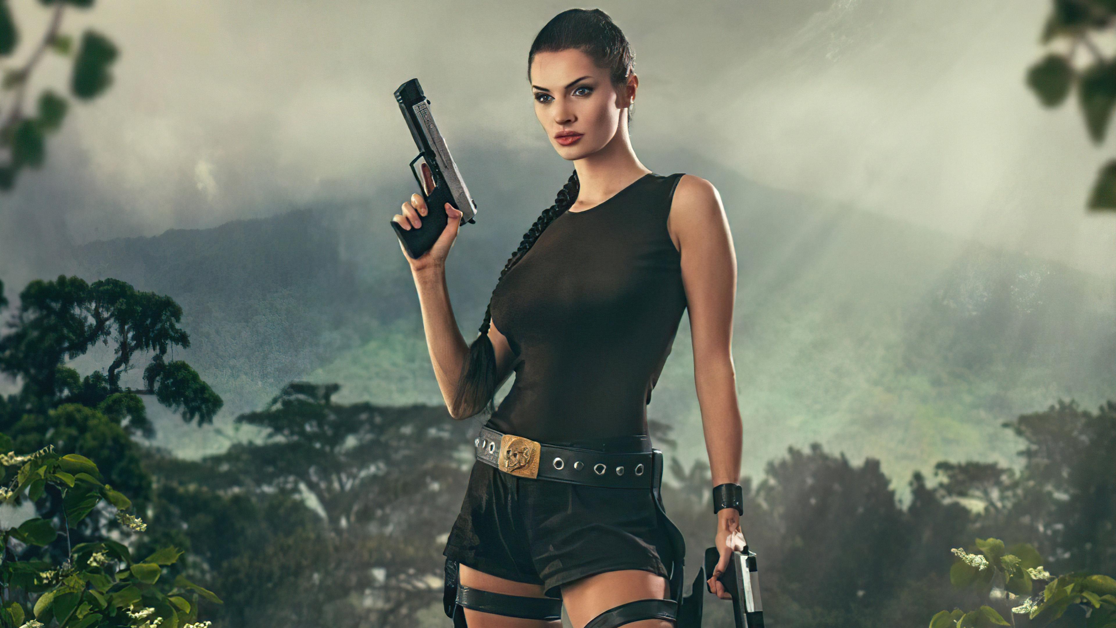 tombraider cosplay girl 4k 1615132298 - Tombraider Cosplay Girl 4k - Tombraider Cosplay Girl 4k wallpapers
