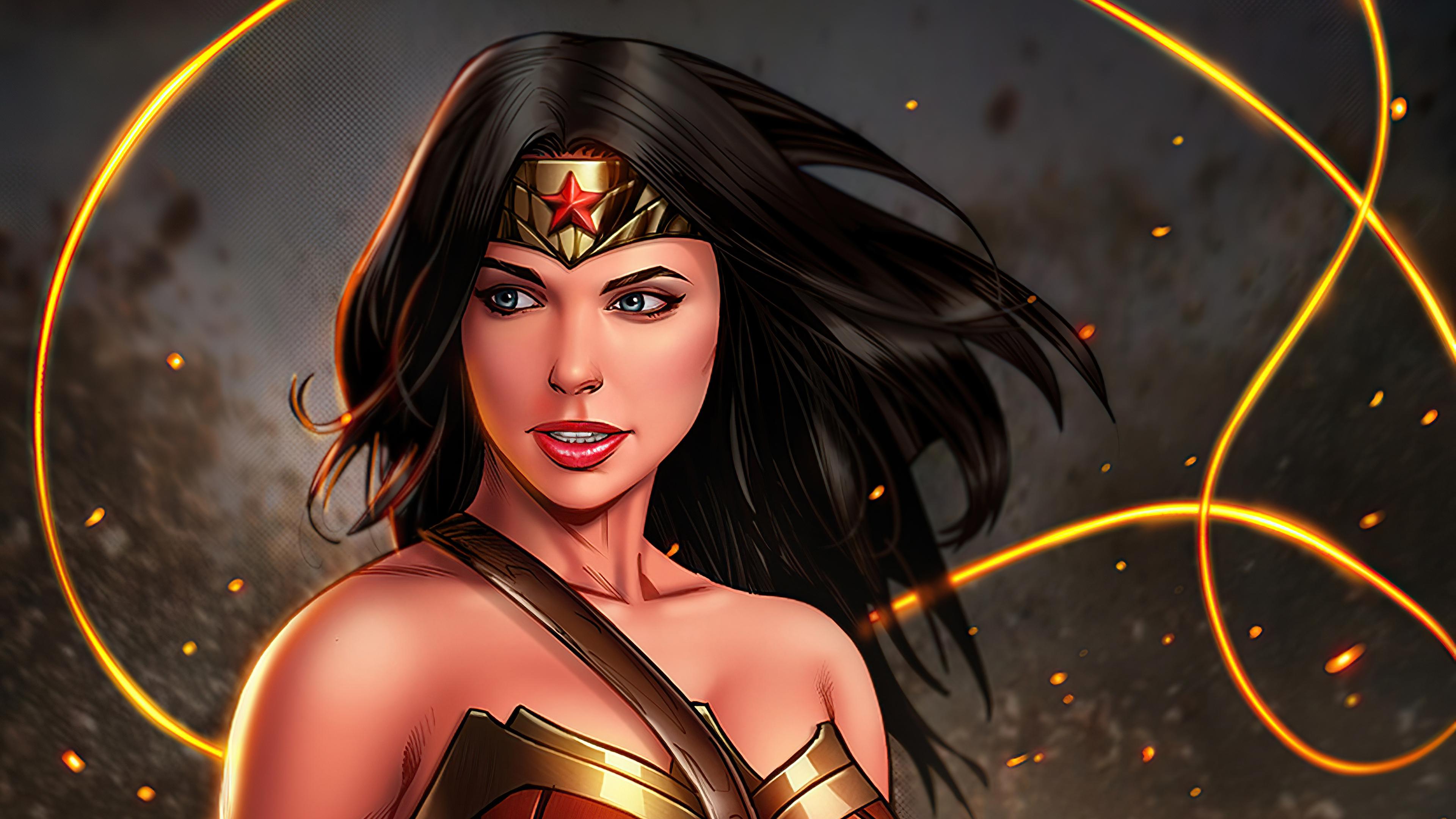 wonder woman superheroine 4k 1616955055 - Wonder Woman Superheroine 4k - Wonder Woman Superheroine 4k wallpapers