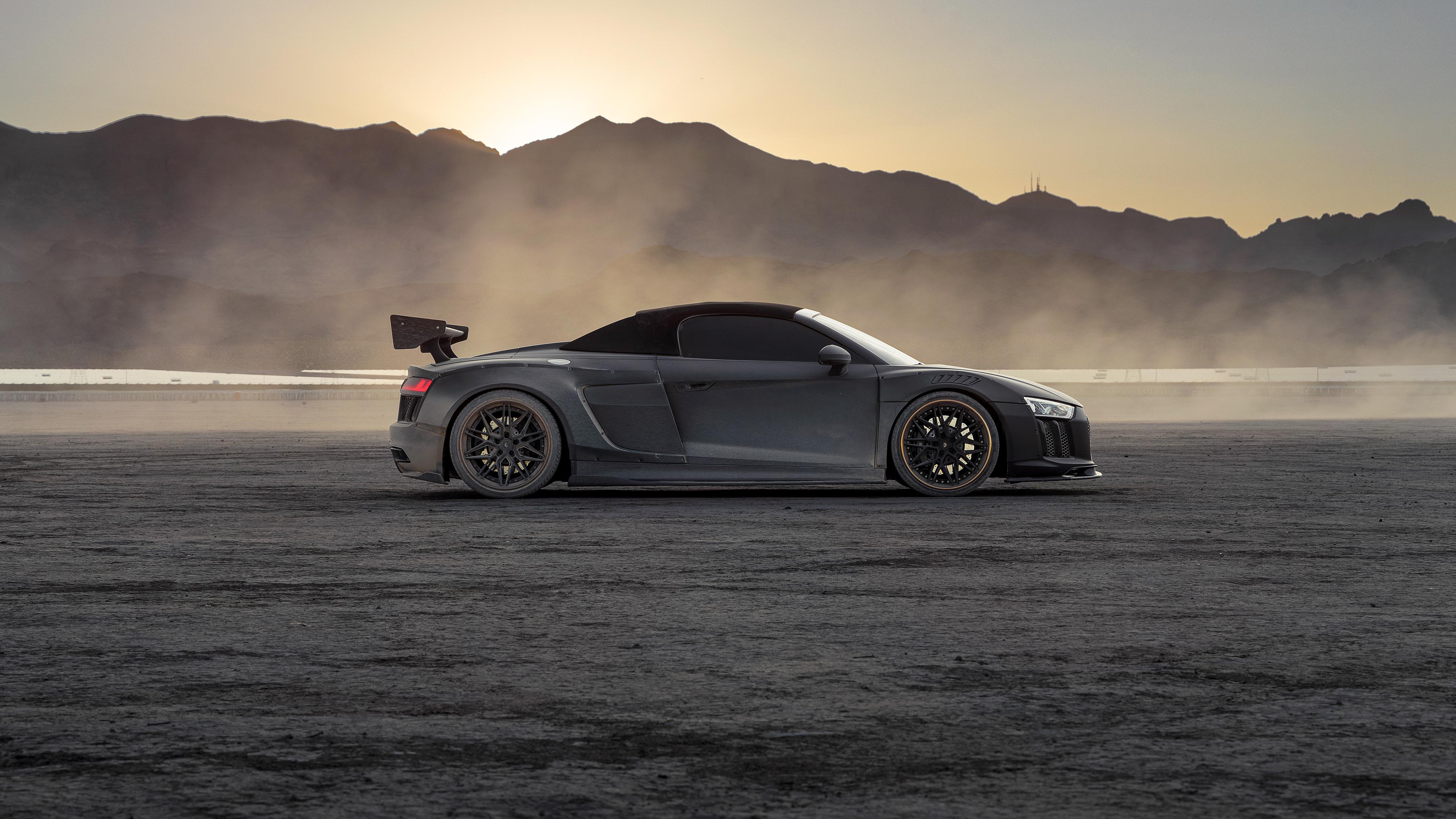 audi r8 dry lake 4k 1618922046 - Audi R8 Dry Lake 4k - Audi R8 Dry Lake 4k wallpapers
