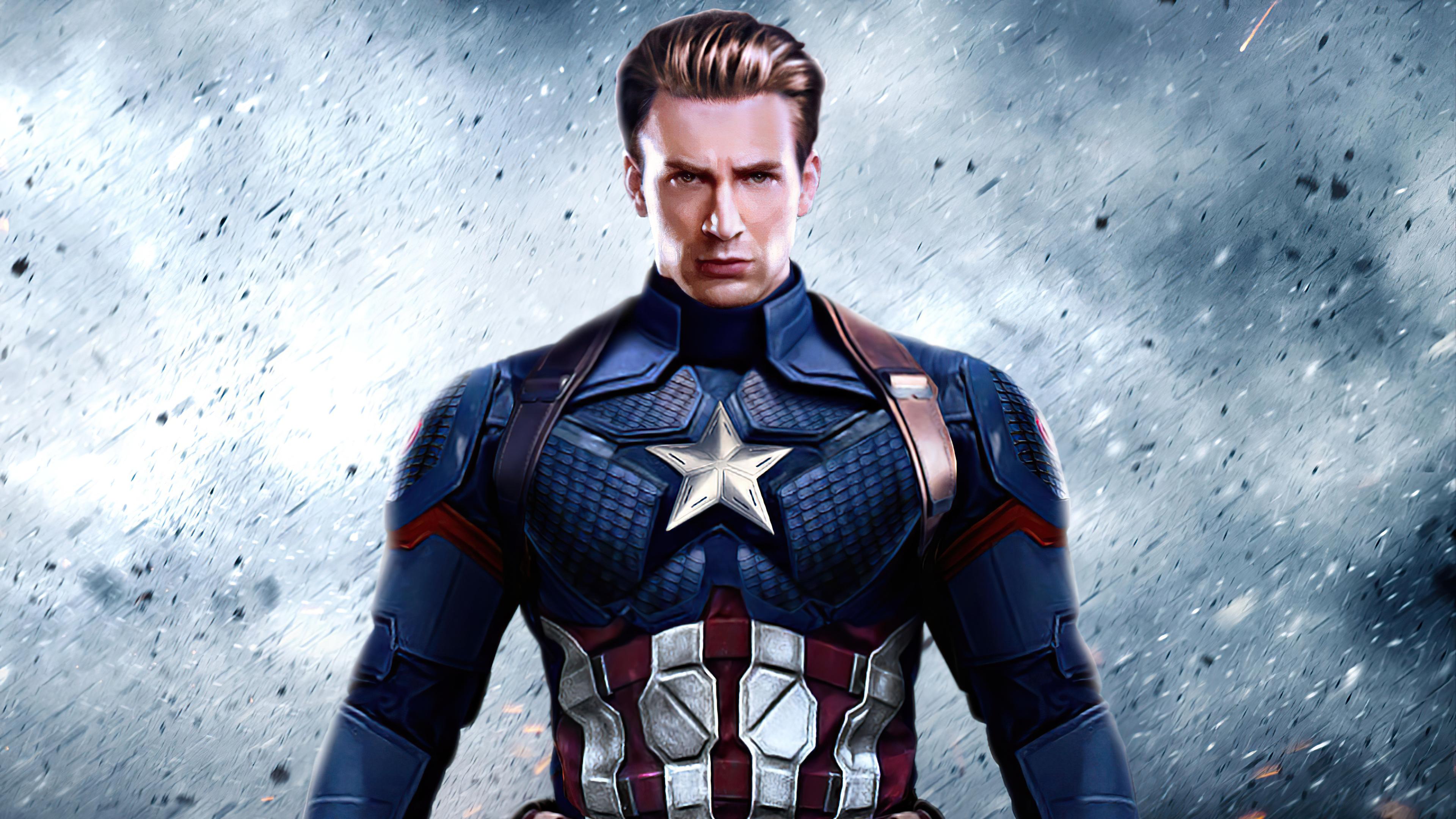 avengers 4 captain america 4k 1619216301 - Avengers 4 Captain America 4k - Avengers 4 Captain America 4k wallpapers