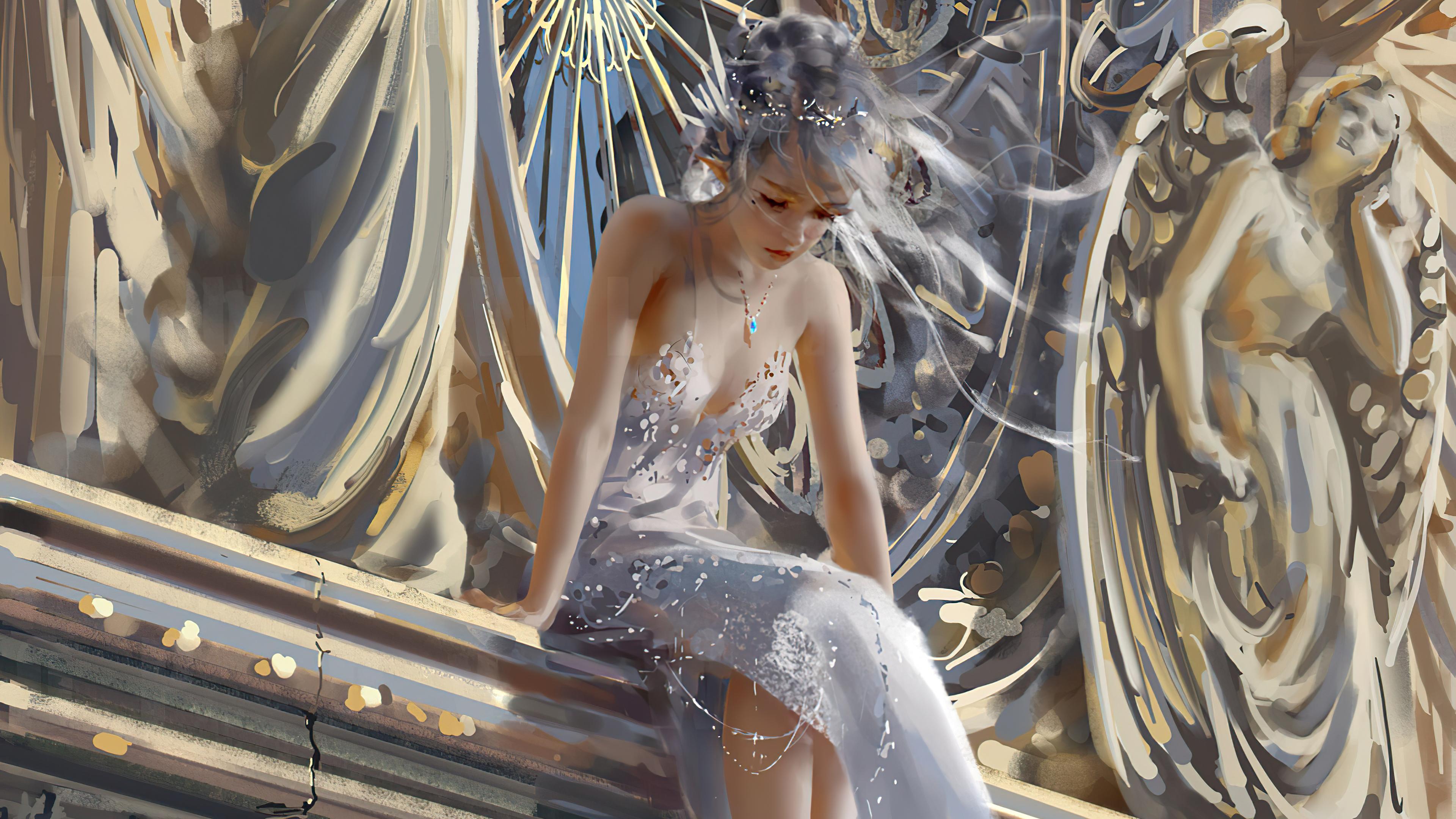 beautiful queen 4k 1618130550 - Beautiful Queen 4k - Beautiful Queen 4k wallpapers