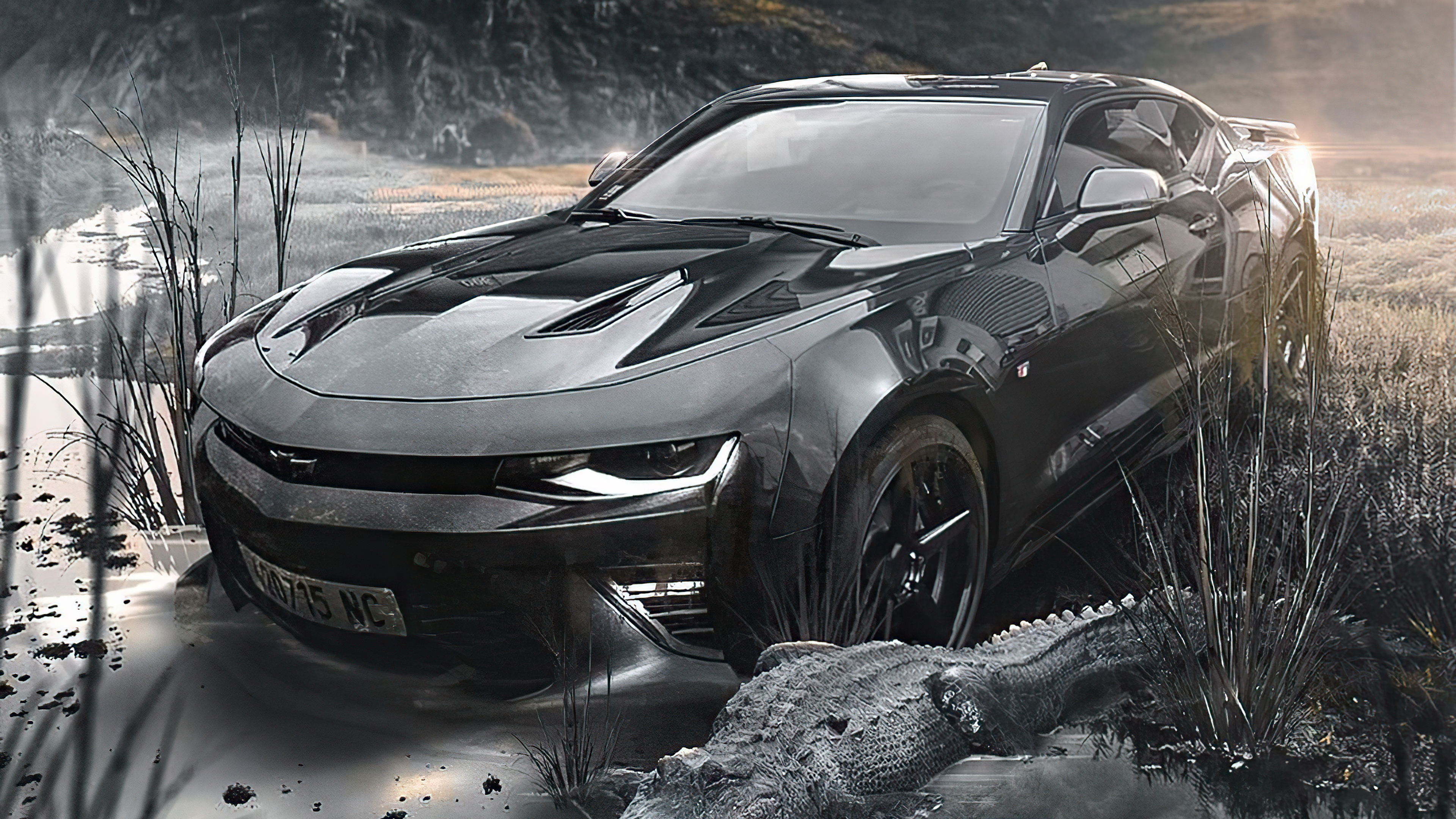 chevy camaro black 4k 1618922102 - Chevy Camaro Black 4k - Chevy Camaro Black 4k wallpapers