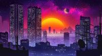 city retrowave sunset 4k 1618133345 200x110 - City Retrowave Sunset 4k - City Retrowave Sunset 4k wallpapers