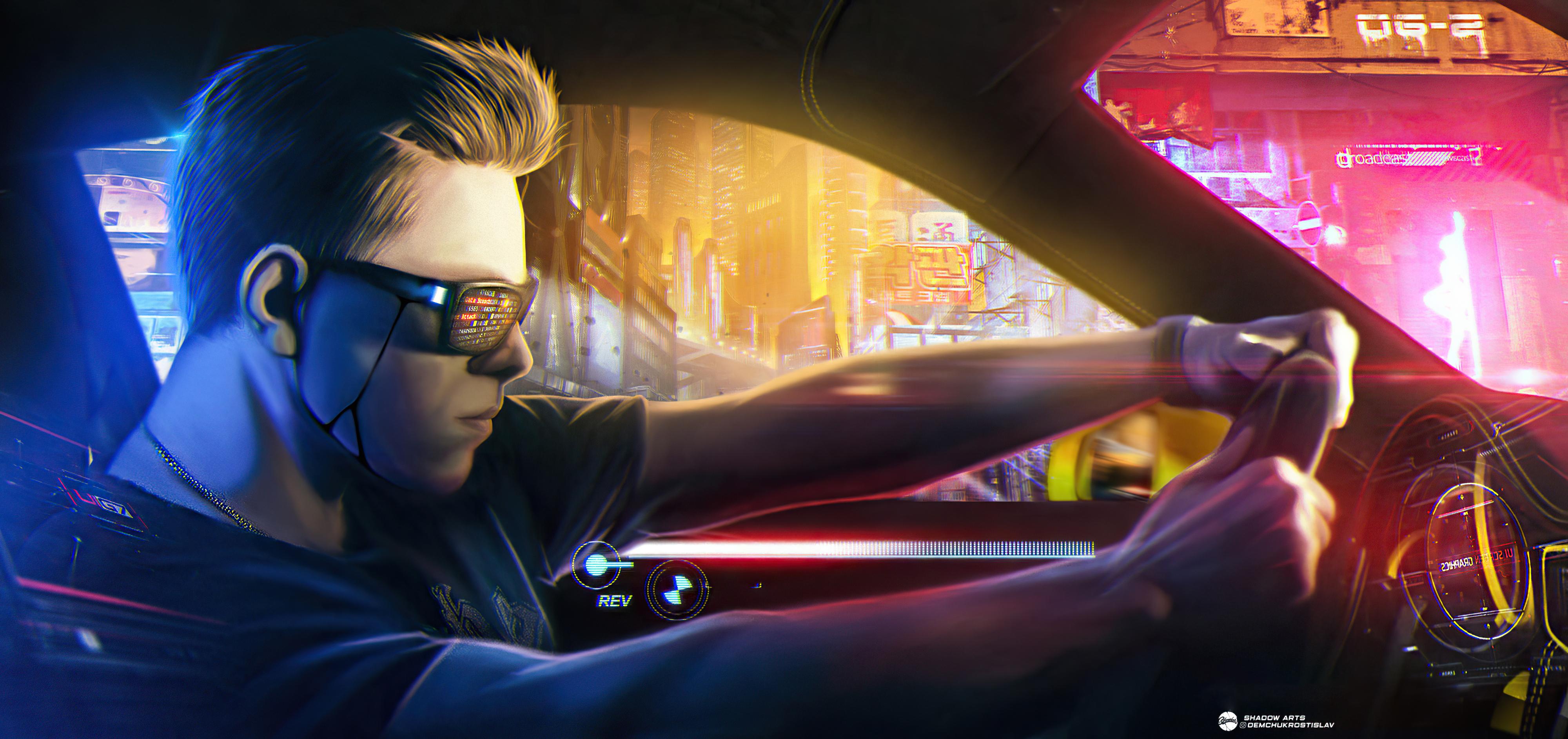cyberpunk boy car rider 4k 1618133576 - Cyberpunk Boy Car Rider 4k - Cyberpunk Boy Car Rider 4k wallpapers