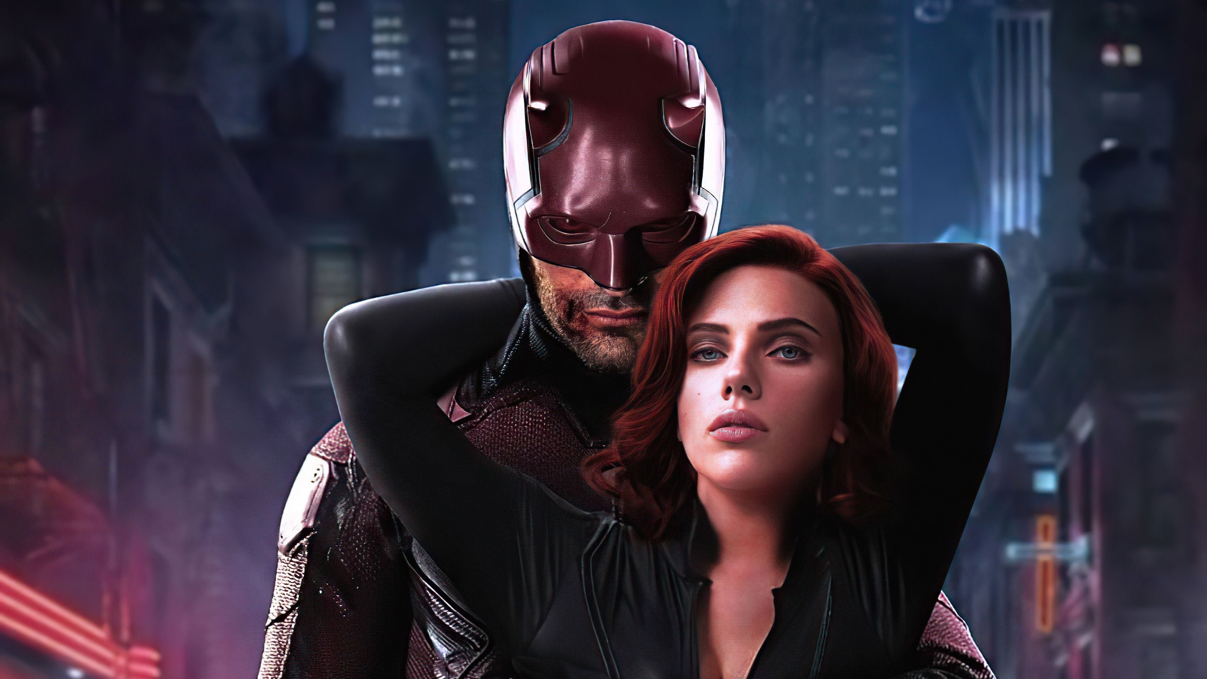daredevil and black widow 4k 1619216467 - Daredevil And Black Widow 4k - Daredevil And Black Widow 4k wallpapers