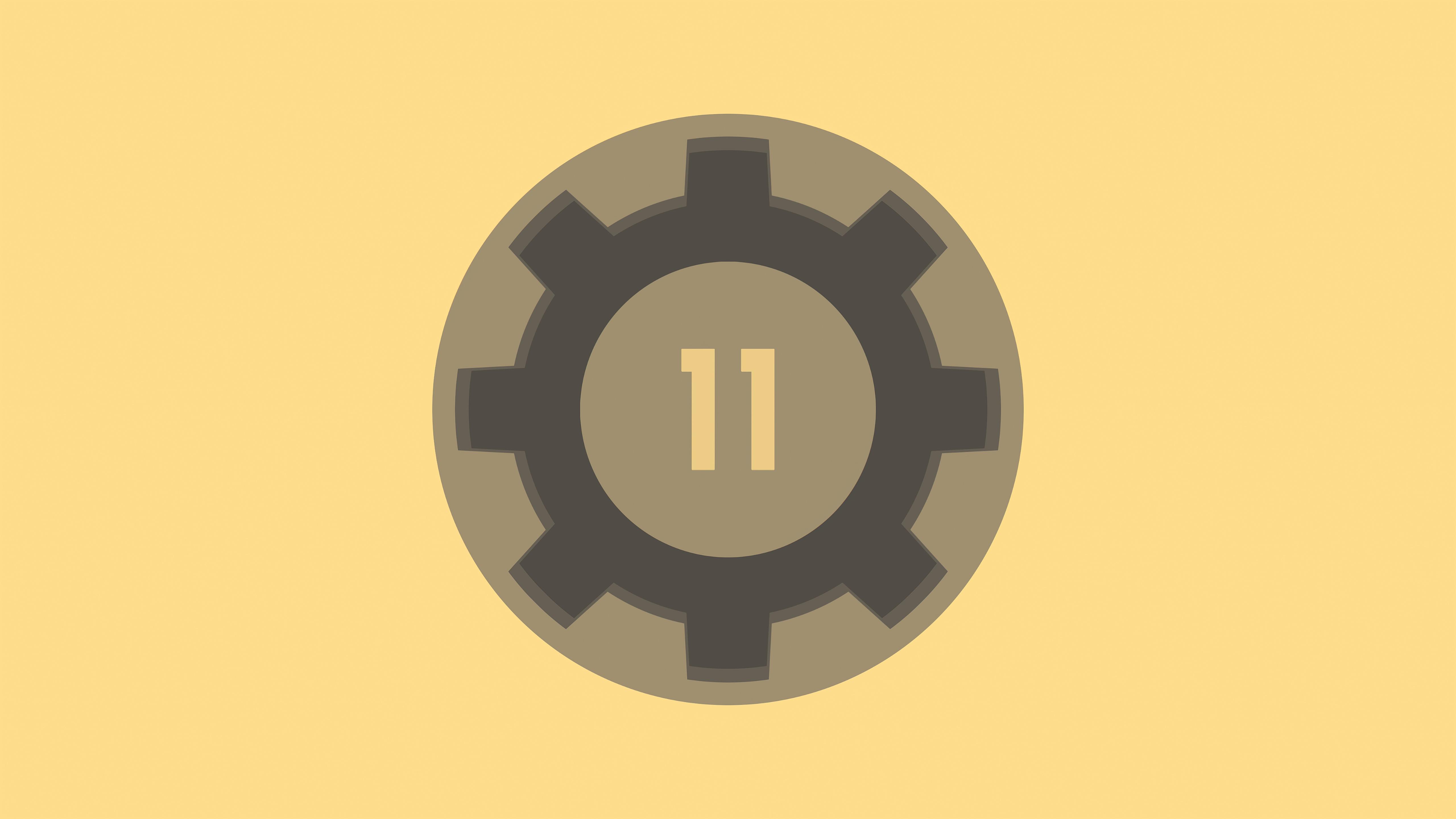 fallout 3 vault 11 minimal 4k 1618137022 - Fallout 3 Vault 11 Minimal 4k - Fallout 3 Vault 11 Minimal 4k wallpapers