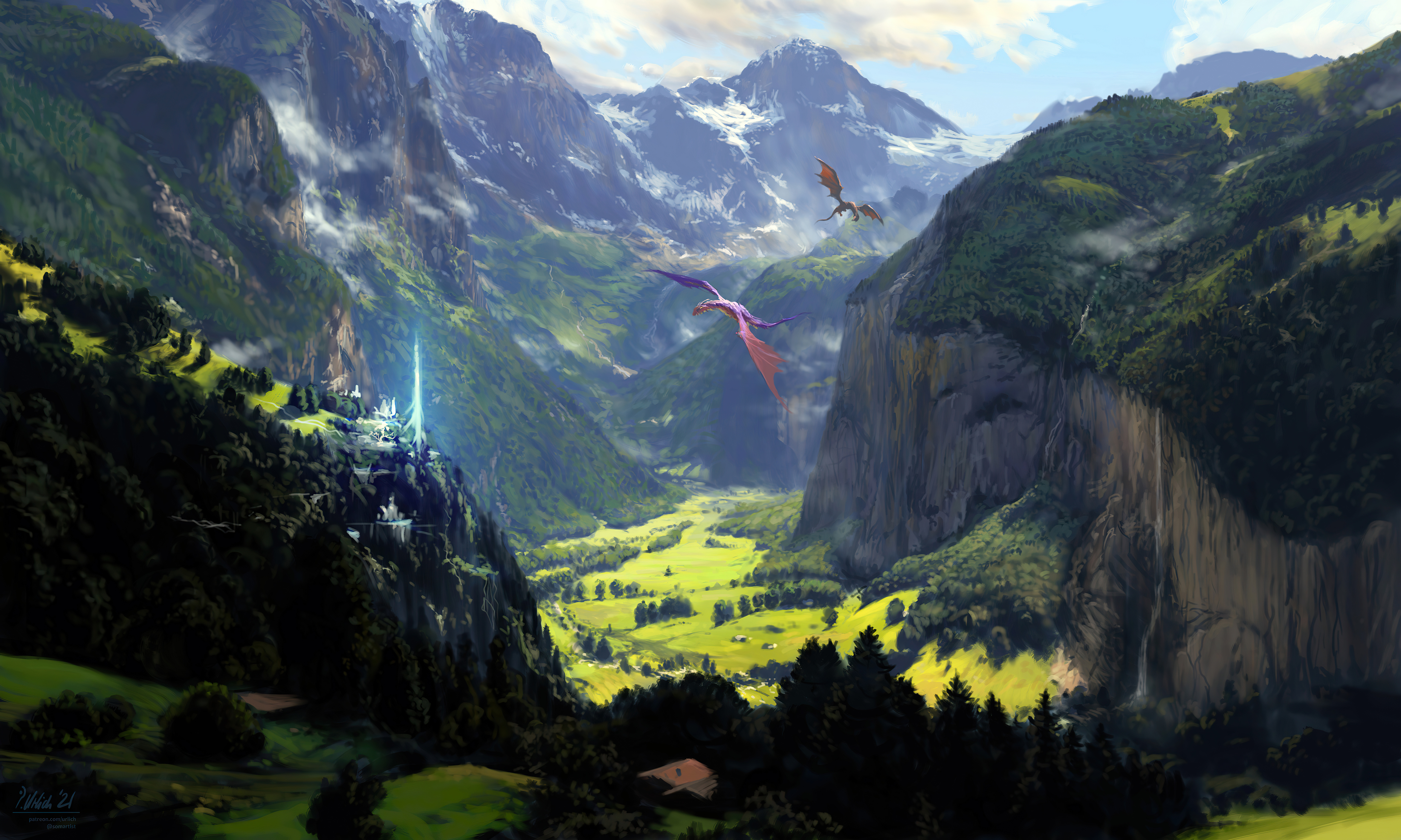 homeland 3 dragon and landscapes 4k 1618128095 - Homeland 3 Dragon And Landscapes 4k - Homeland 3 Dragon And Landscapes 4k wallpapers